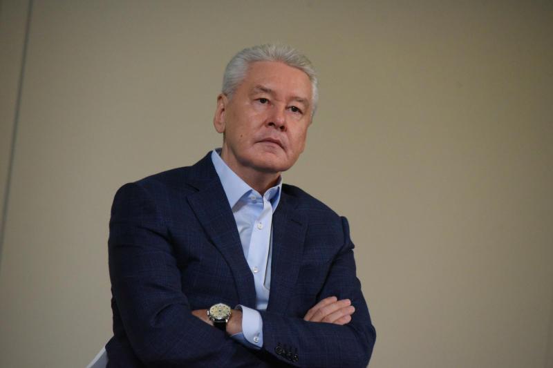 Собянин: Москва создает комфортные условия для работы мировых судей