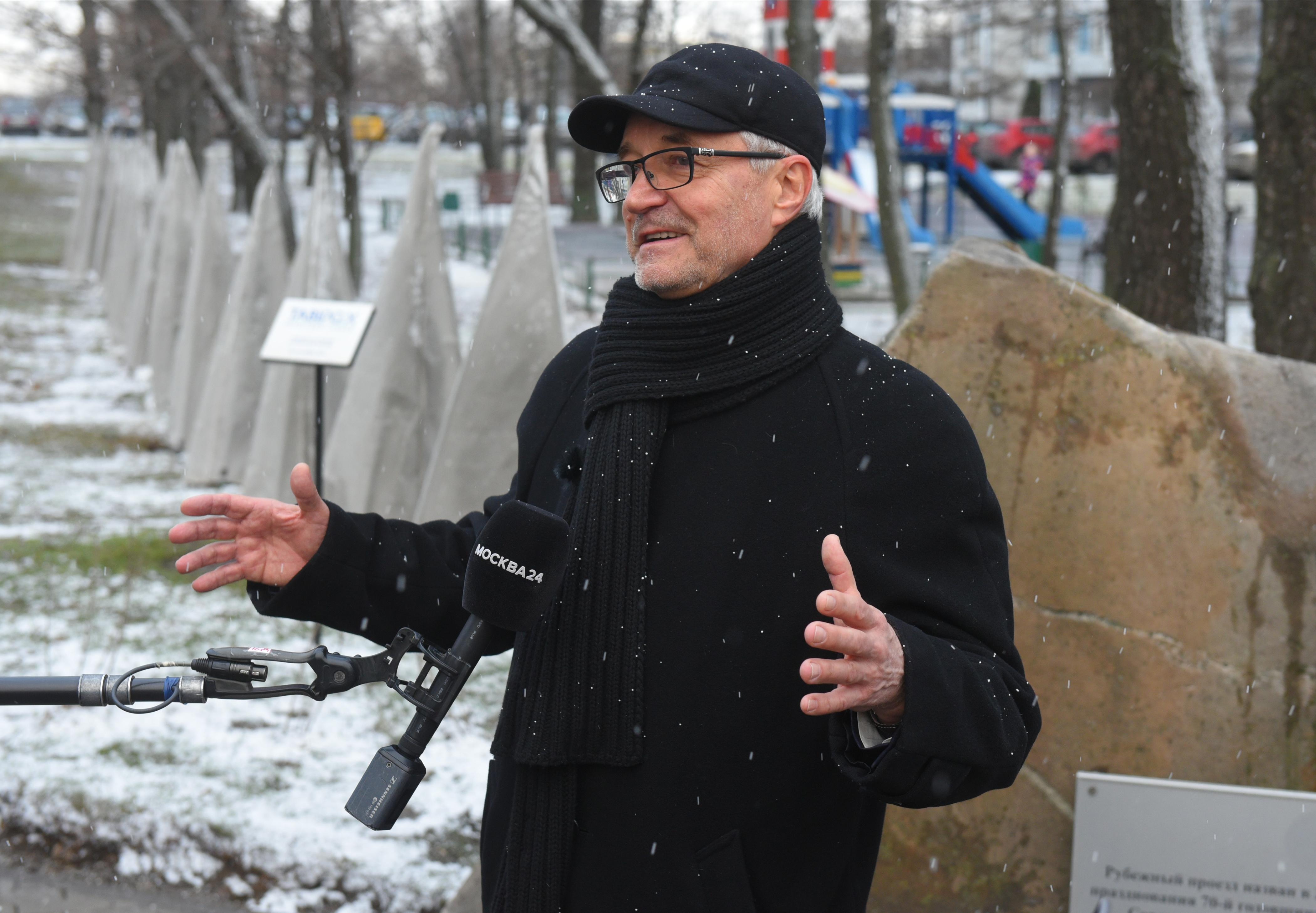 На фото депутат МГД Евгений Герасимов. Фото: Александр Кожохин, «Вечерняя Москва»