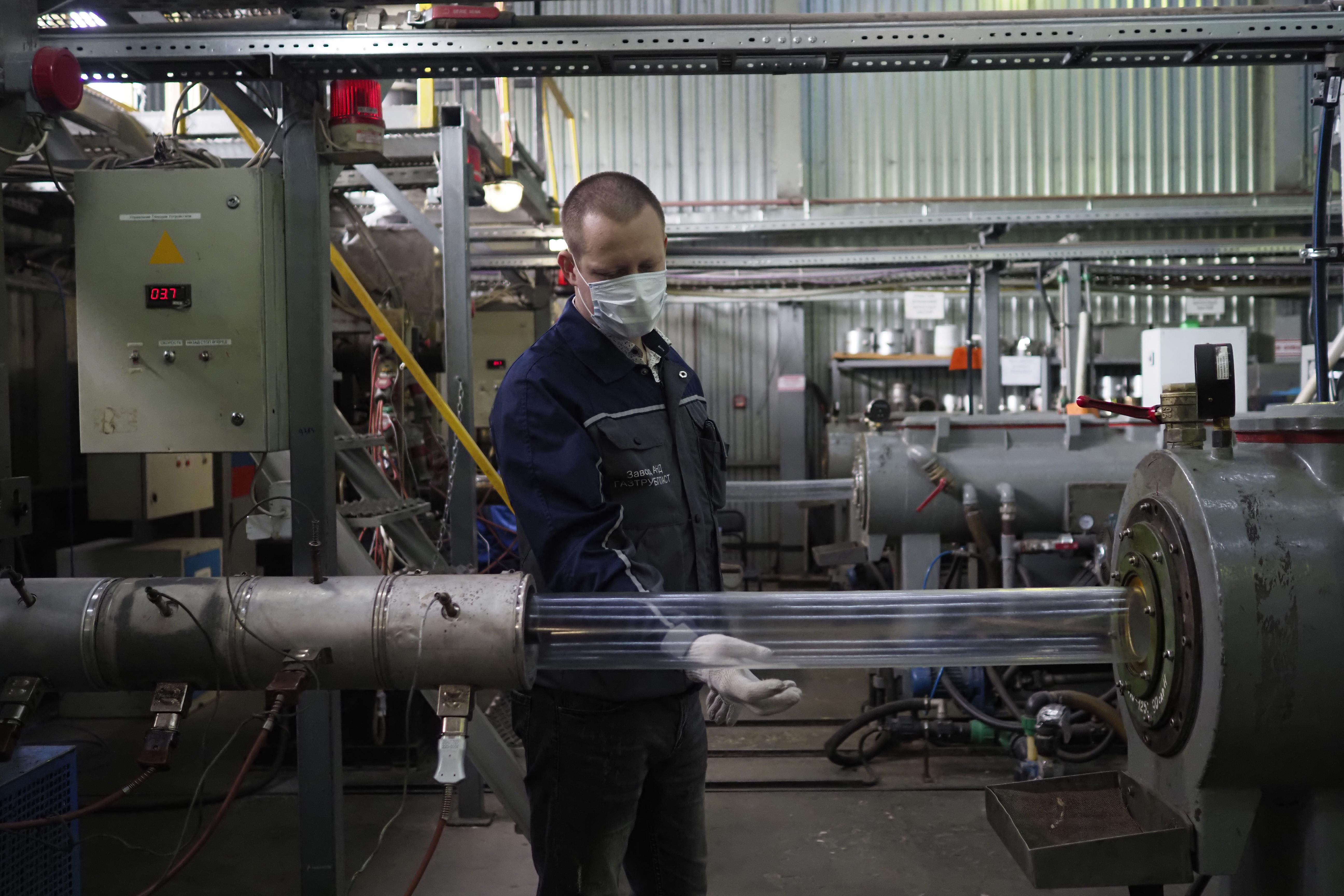 Новый участок газопровода проложат на территории Новой Москвы