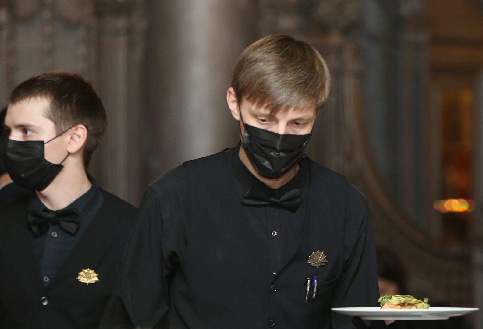 Ресторану Balagan грозит штраф до 1 миллиона рублей за нарушения мер профилактики коронавируса. Фото: Наталия Нечаева, «Вечерняя Москва»