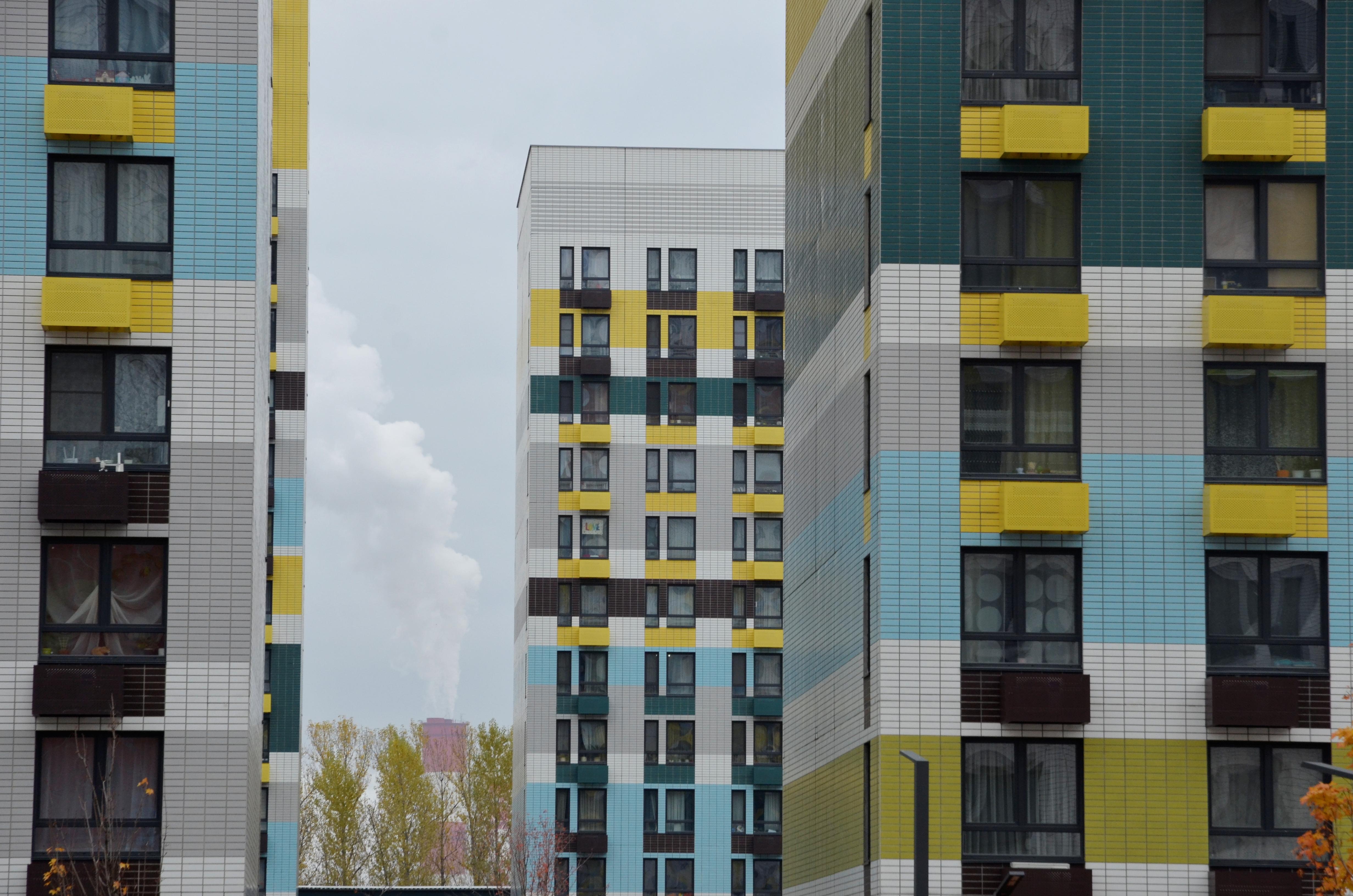 Москвичам передадут 17 новостроек в рамках улучшения жилищных условий