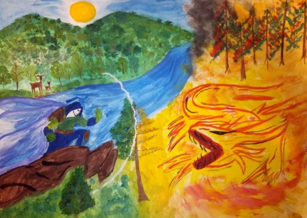 Подведены итоги Открытого российского творческого конкурса детского рисунка «На страже жизни»