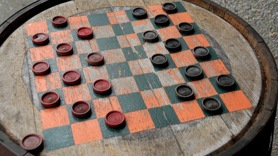 Онлайн-турнир по шашкам провели в Марушкинском