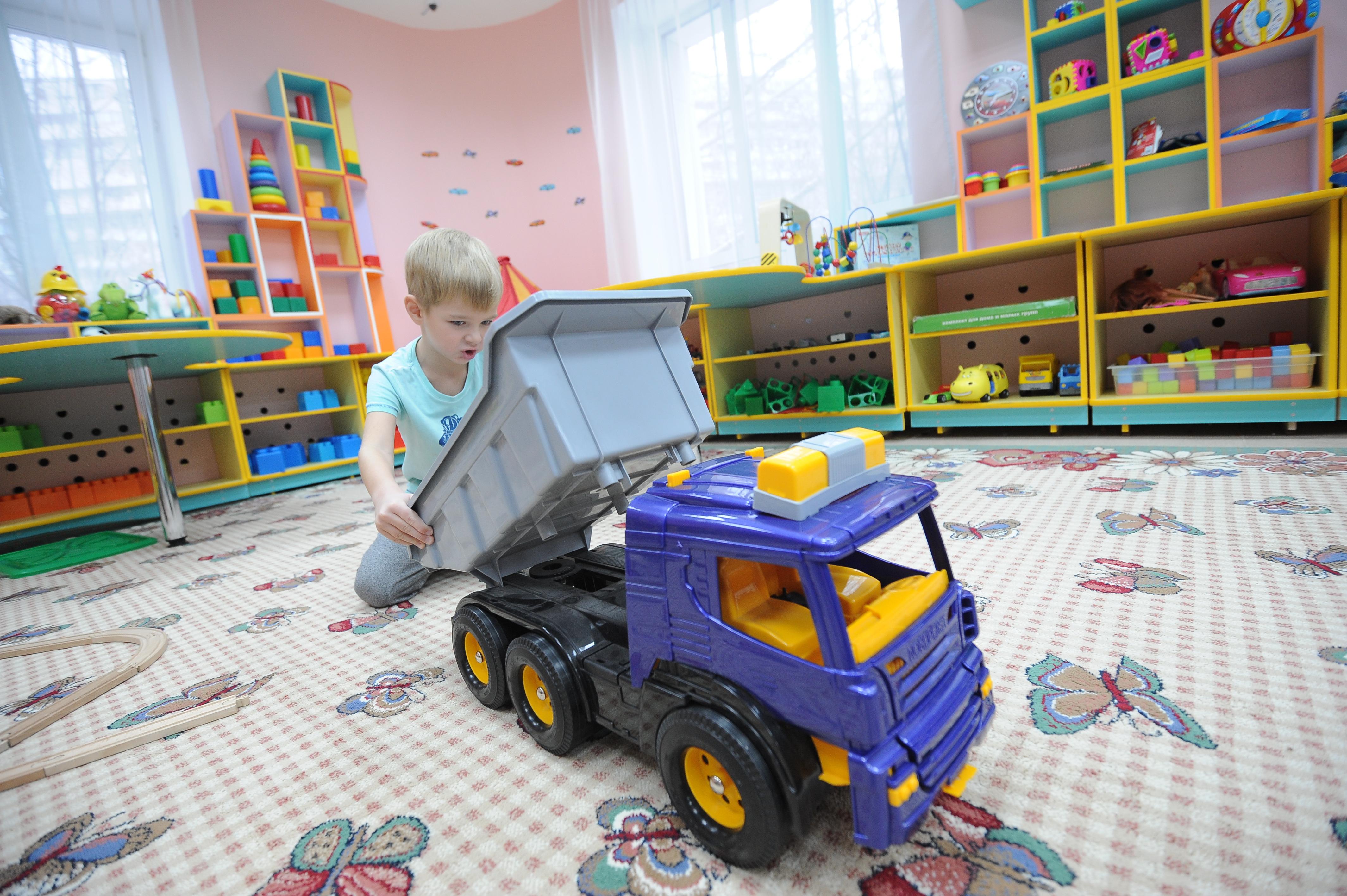 Детсад в Сосенском сдадут во втором квартале 2021 года