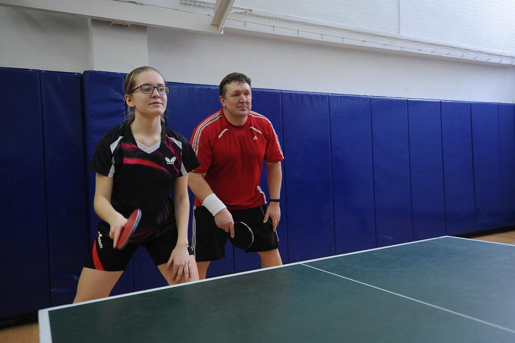 Онлайн-соревнования по настольному теннису состоятся в поселении Филимонковское