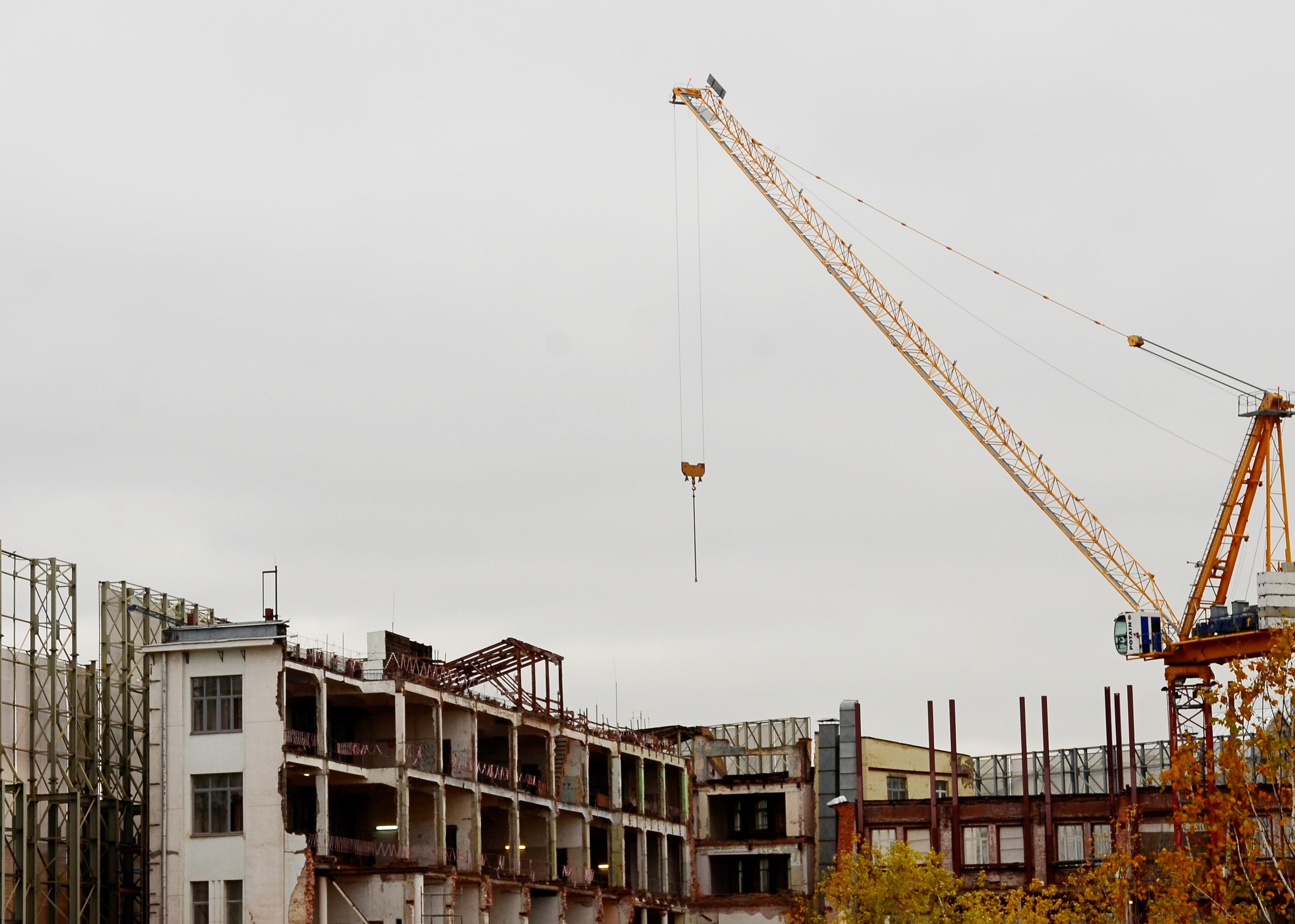 Согласована документация на строительство культурного центра в поселении Кленовское. Фото: Анна Быкова
