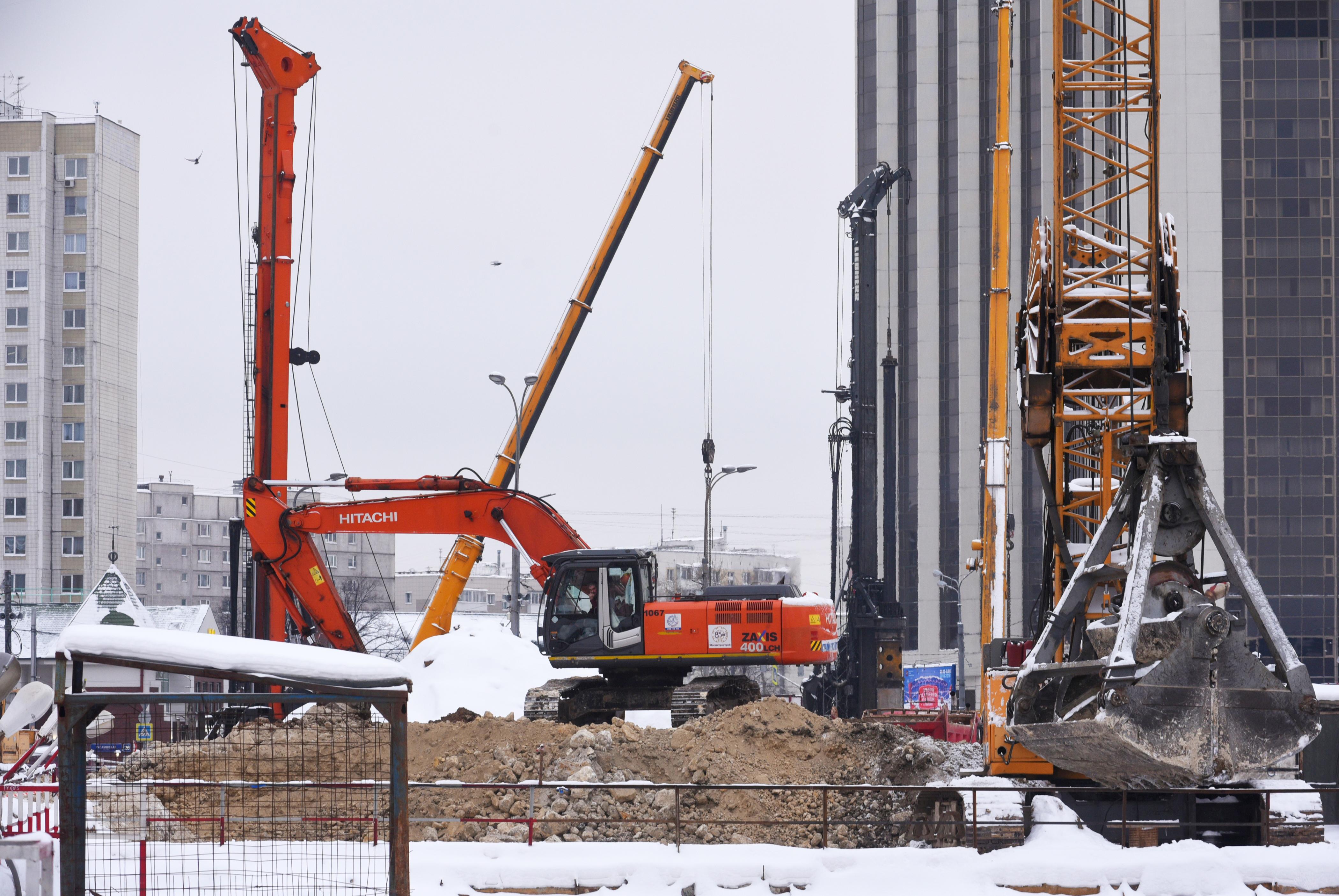 Новый складской комплекс введут в эксплуатацию в Московском