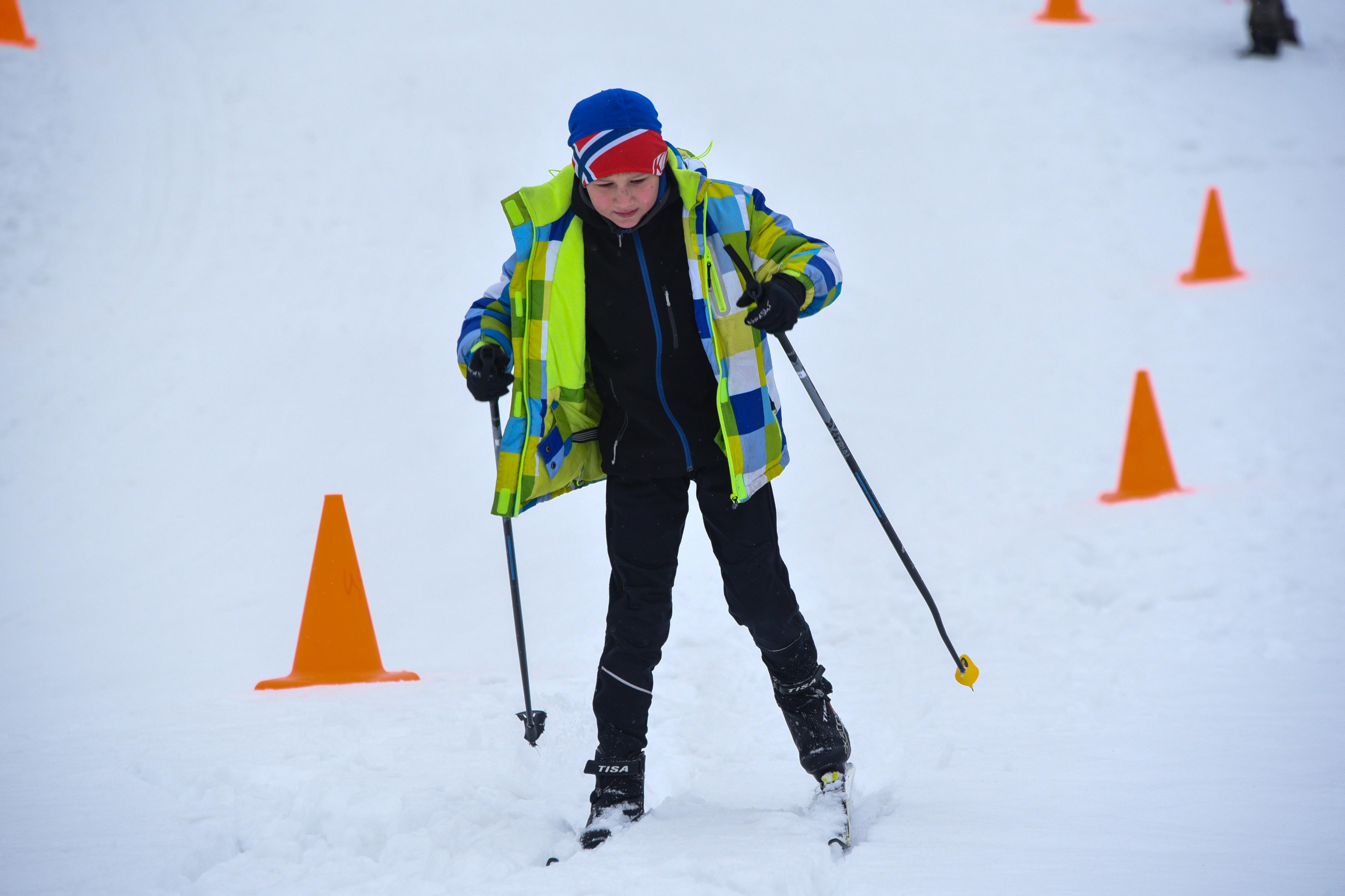 Жителей Михайлова-Ярцевского пригласили в новую секцию лыжных гонок