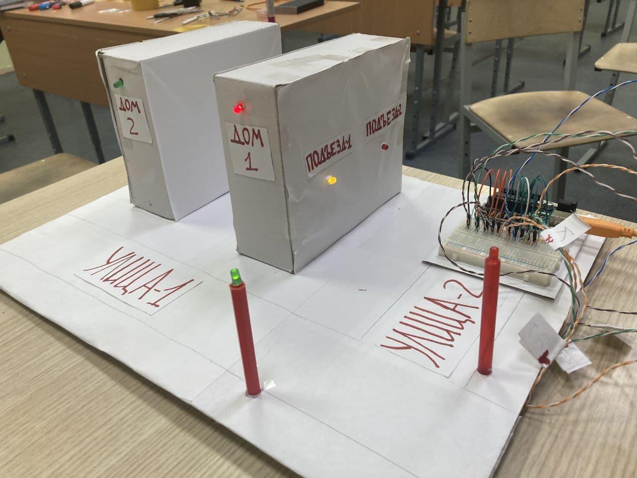 Разработка юных инженеров основана на знаниях по разным предметам — от информатики и робототехники до математики