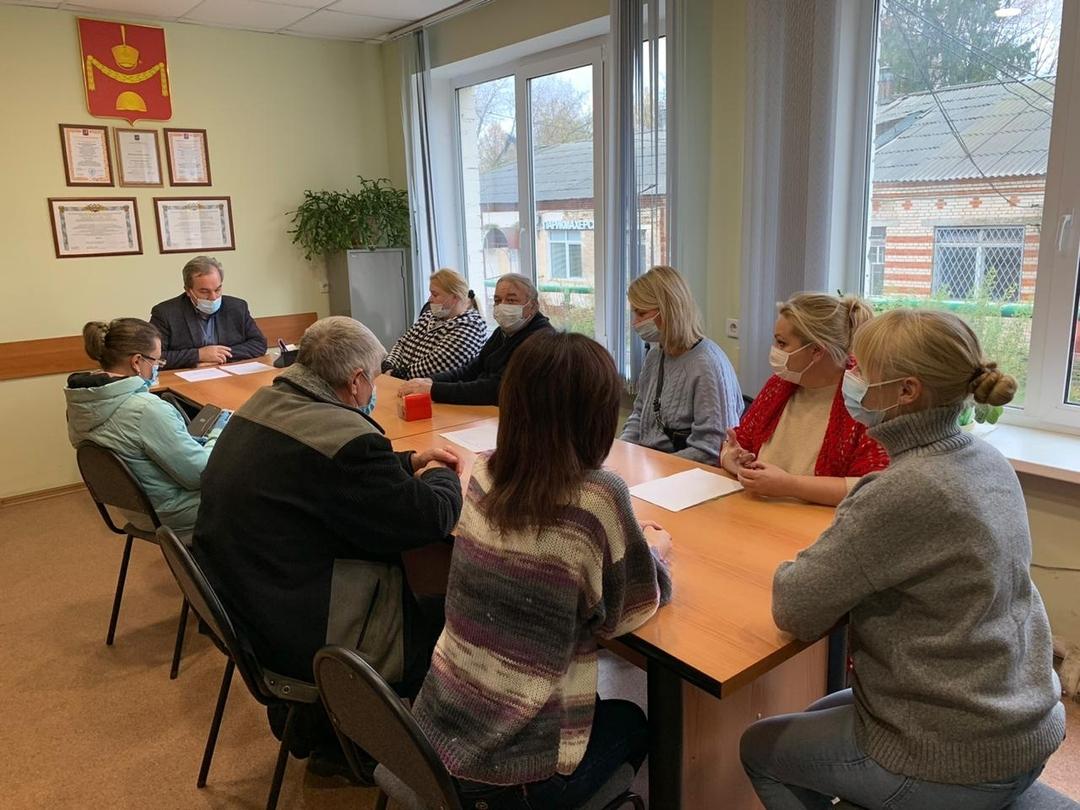 Администрация Роговского поселения обсудит планы благоустройства