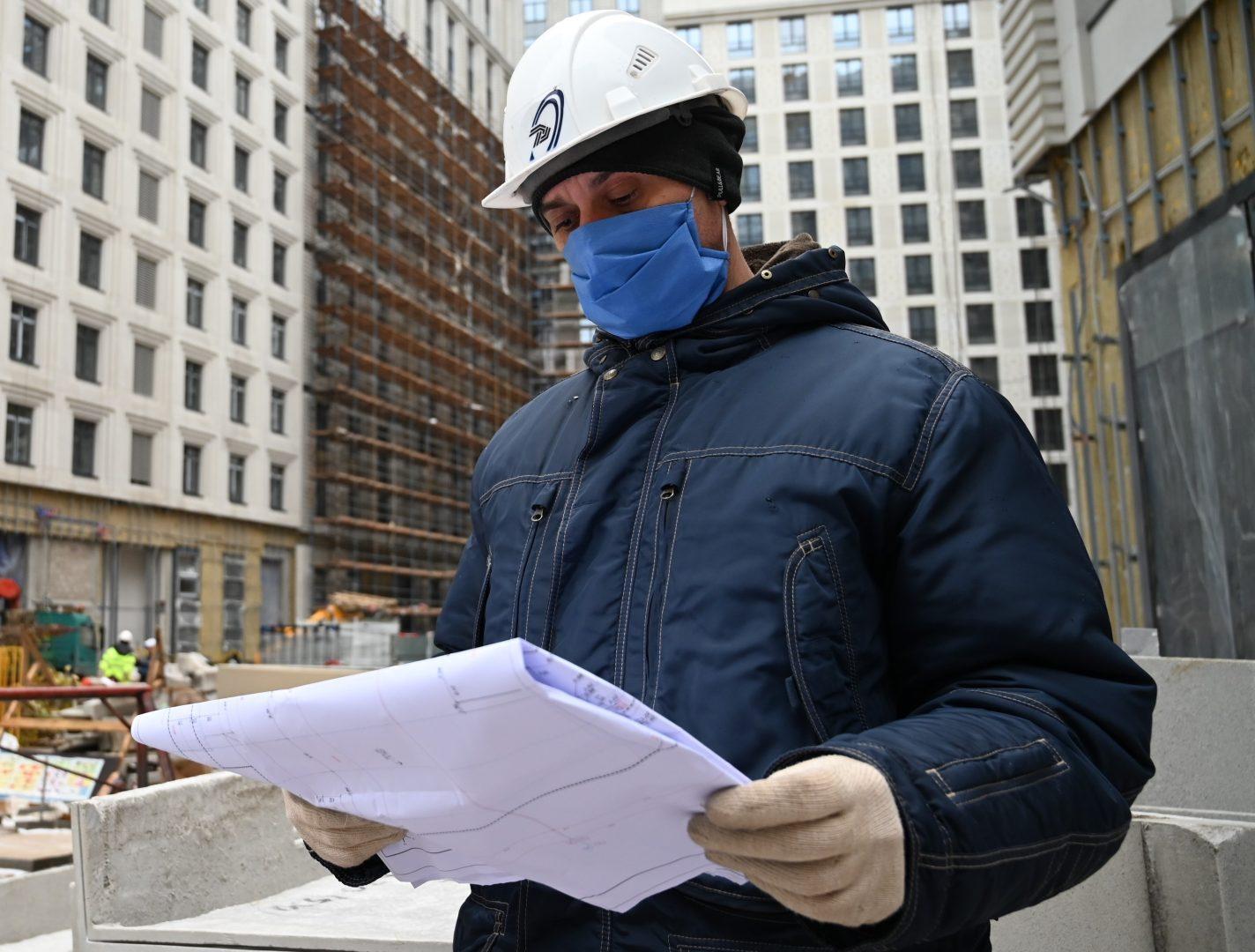 Специалисты проведут документальную процедуру открытия ремонтных работ в Роговском . Фото: Алексей Орлов, «Вечерняя Москва»