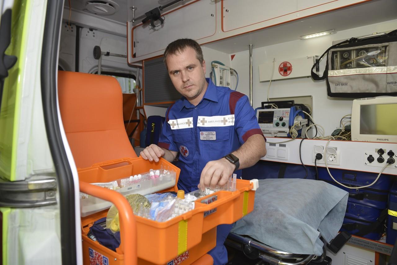 Станцию скорой помощи достроят в Щербинке