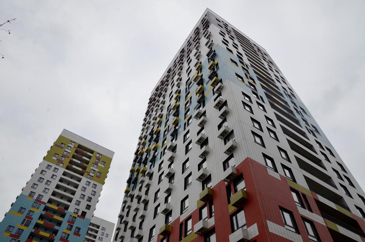 Около 2,4 миллиона «квадратов» недвижимости построят в Новой Москве