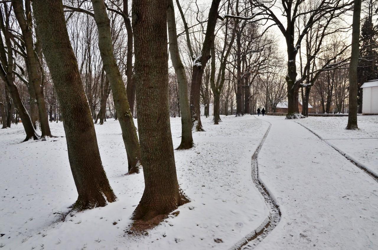 Температура ниже нуля ожидается в столице
