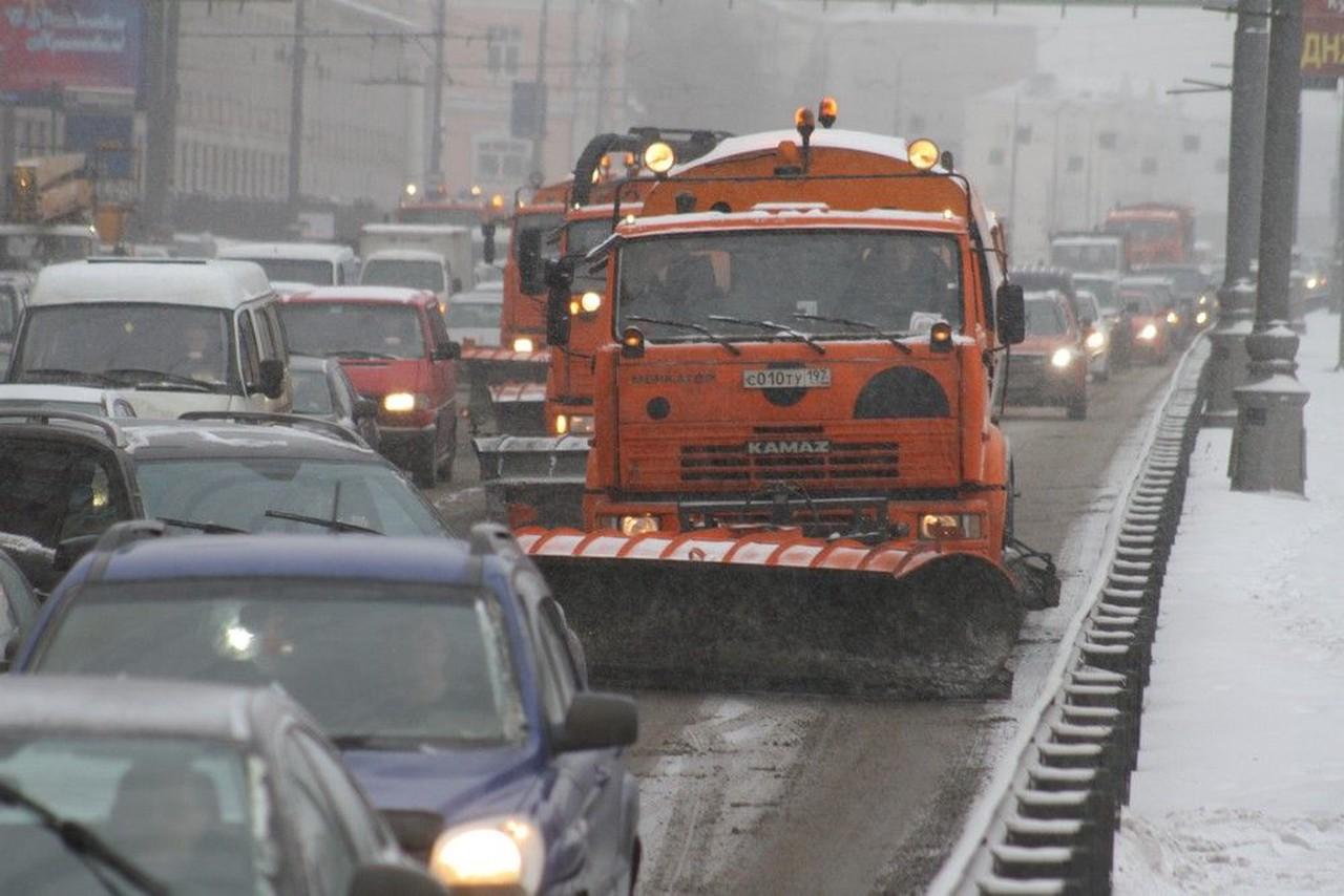 Водителей Москвы призвали к осторожности на дорогах