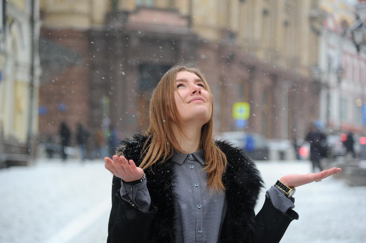 Оттепель спрогнозировали в Москве