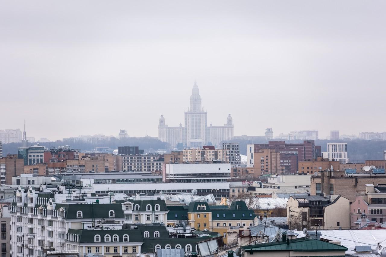 Москвичам покажут городские карты разных эпох