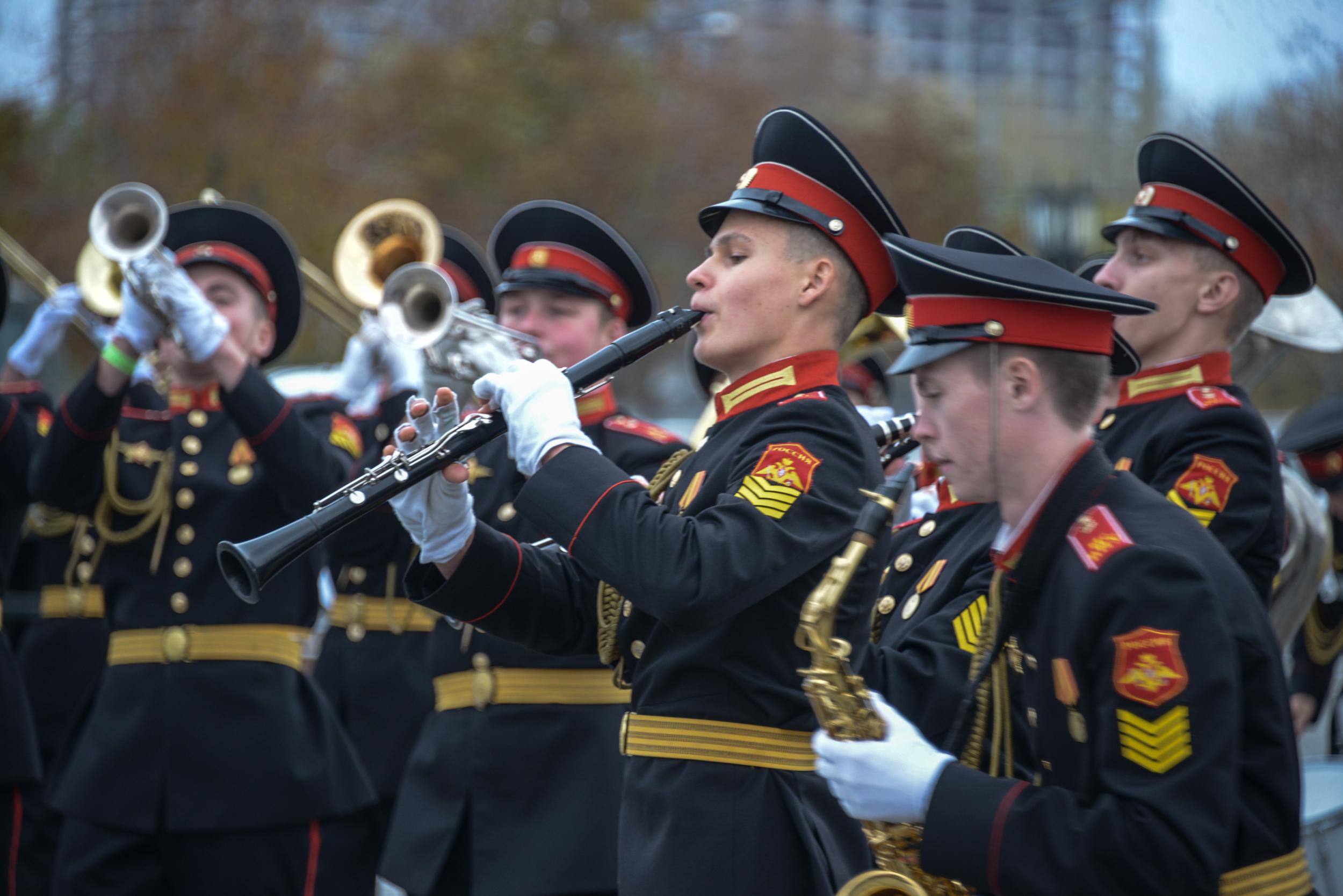 Ученики школы №1391 в Новофедоровском начали подготовку к празднованию Дня защитника Отечества