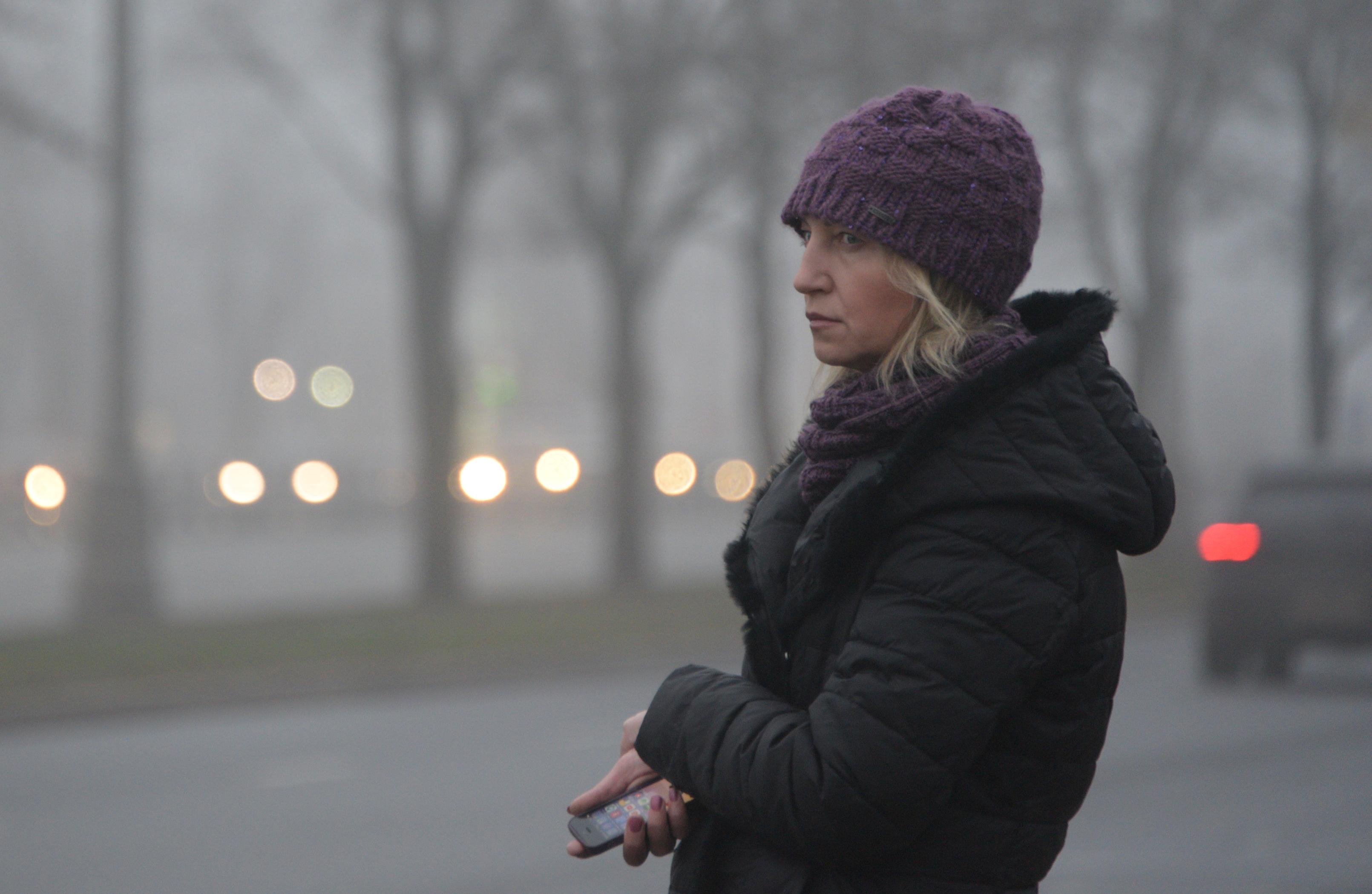Московским водителям пригрозили туманом
