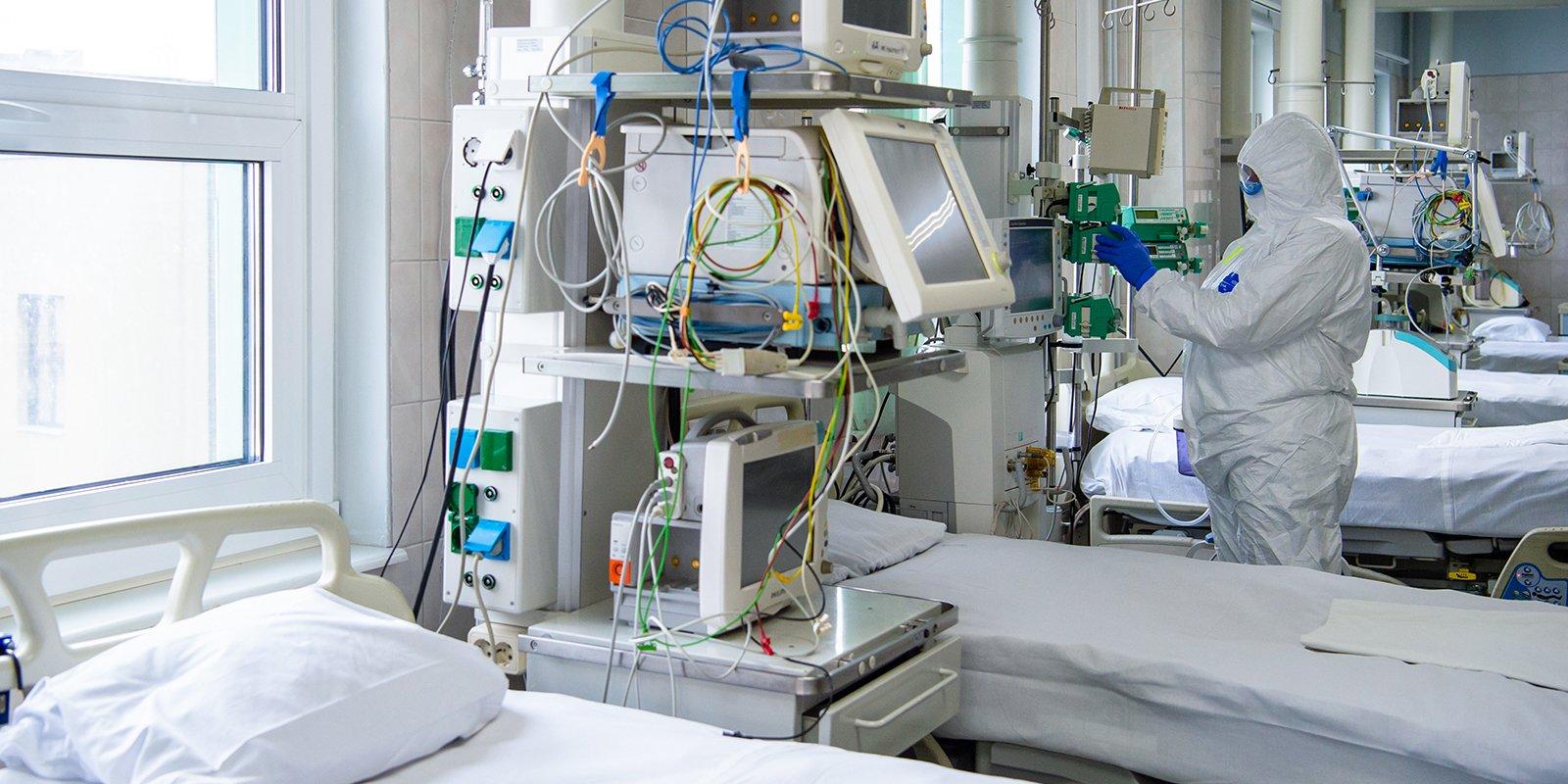 Более 7300 пациентов вылечились от коронавируса за сутки в Москве