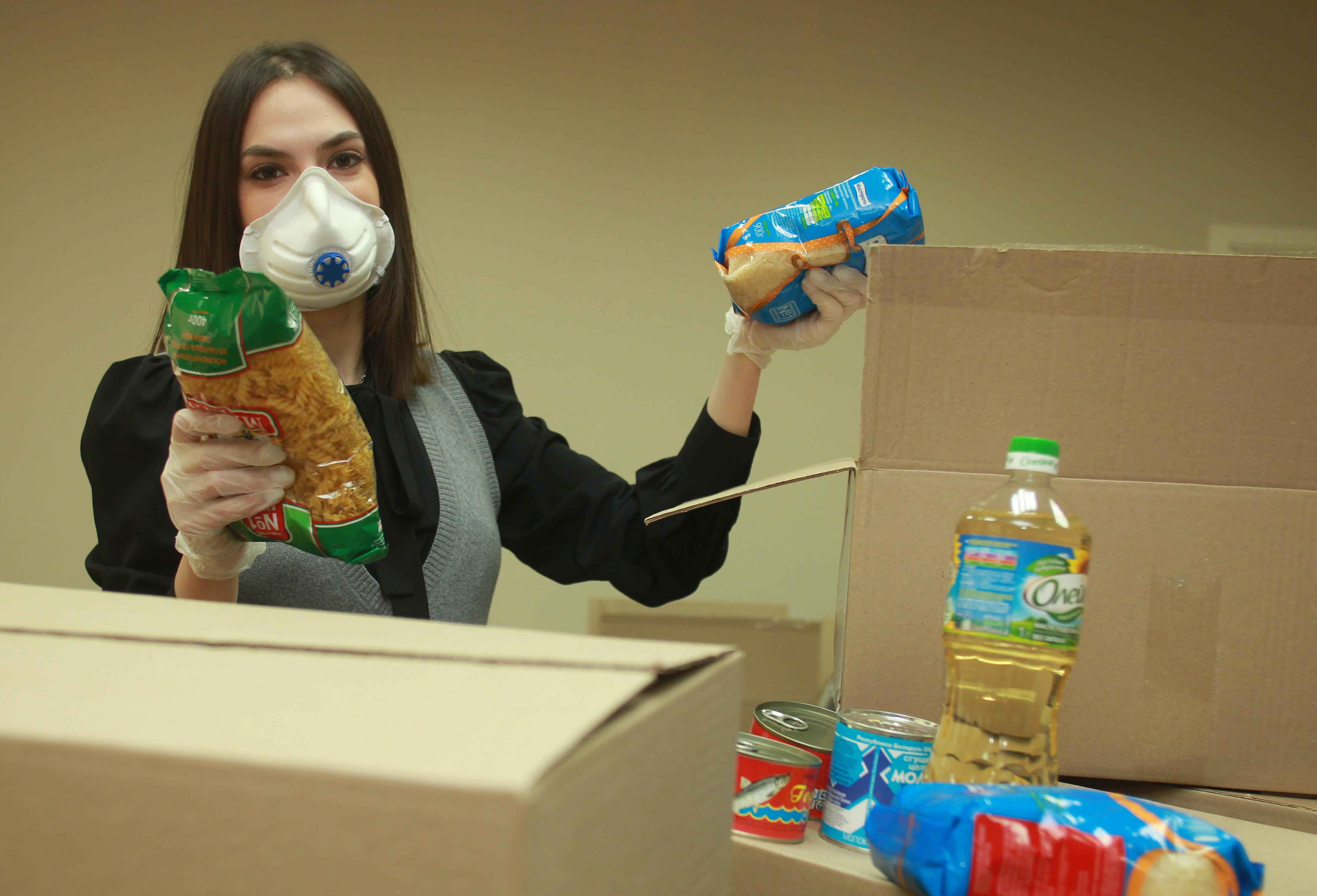 Акция «Волонтеры Нового года» стартовала в Москве