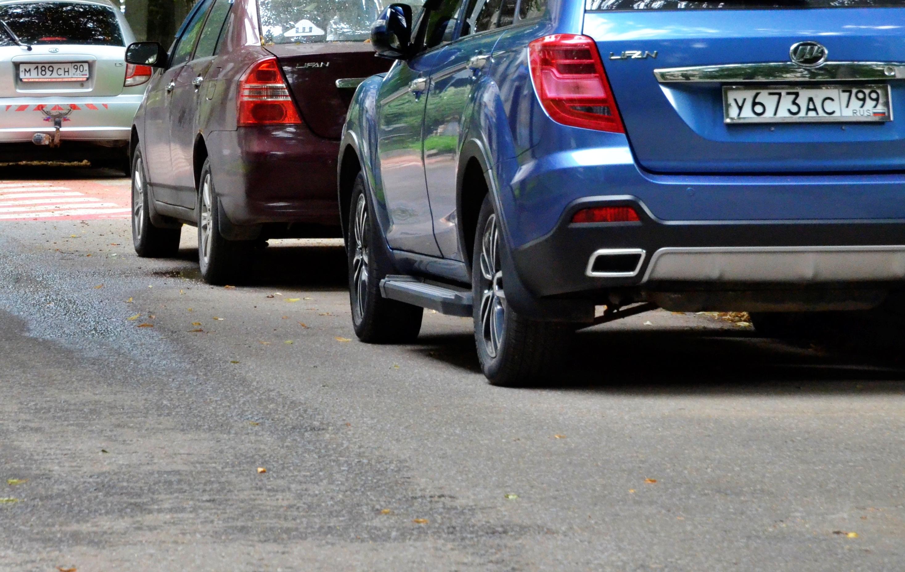 Две новых перехватывающих парковки открыли в Новой Москве