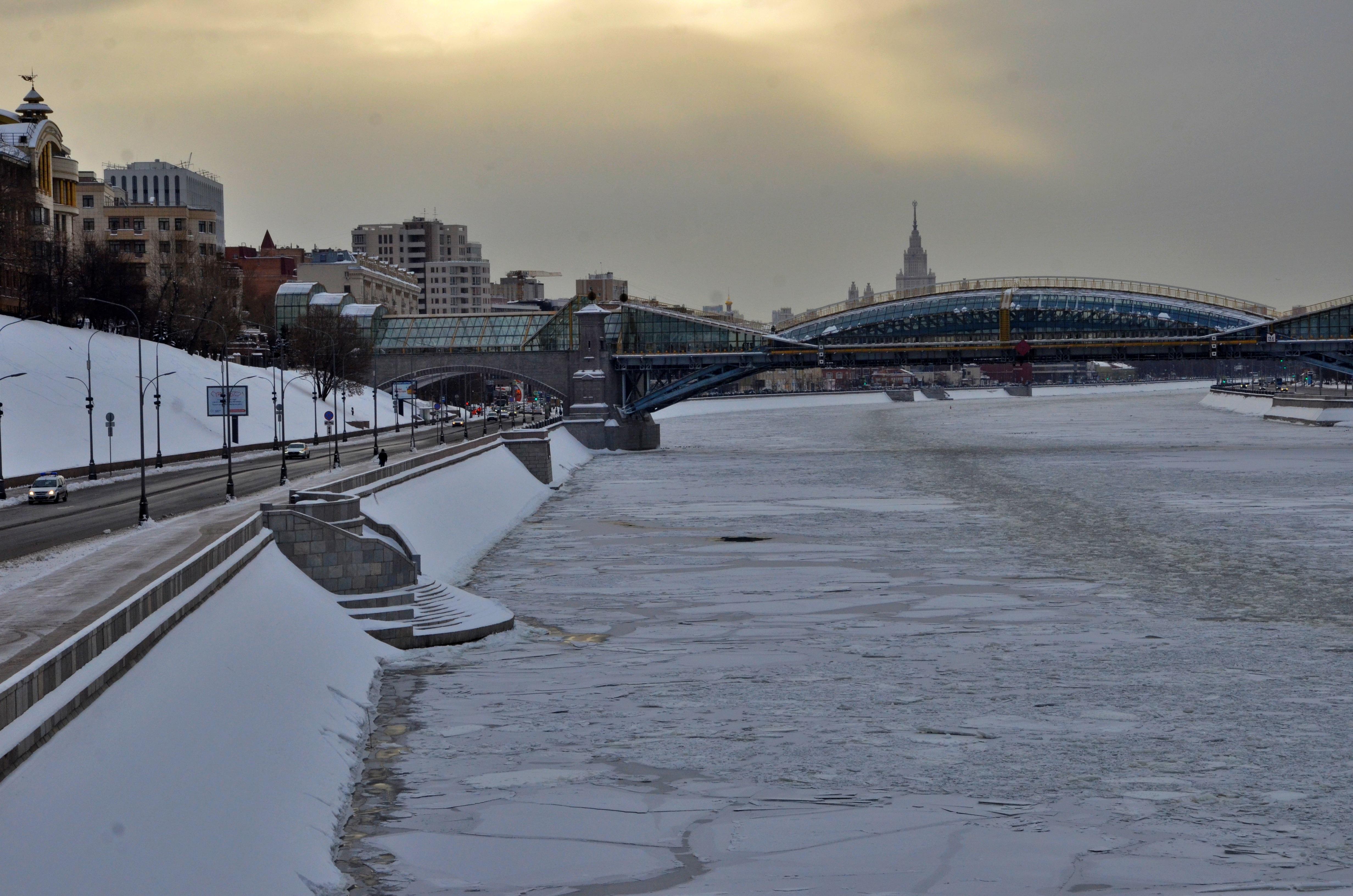 Облачную погоду ожидают в Москве в субботу