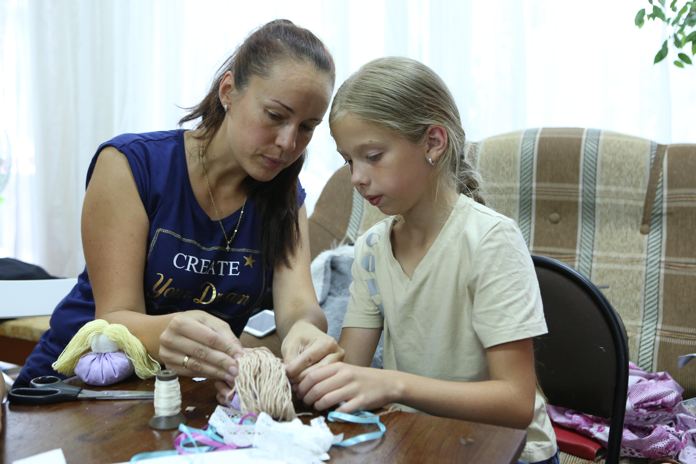 Мастер-класс по созданию диадемы проведут сотрудники культурного центра в Десеновском