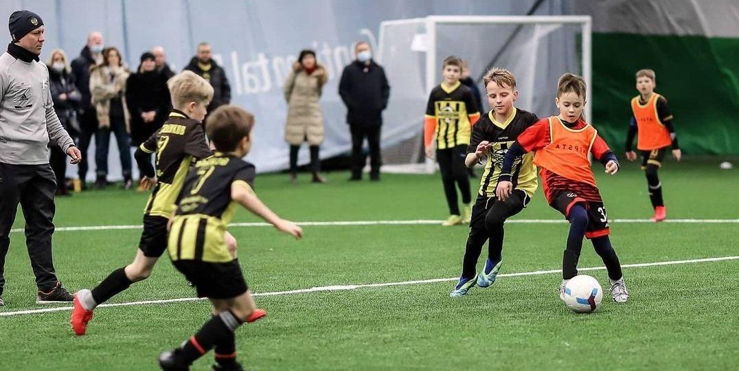 Юные спортсмены из Марушкинского сыграют во втором туре чемпионата Детской футбольной лиги