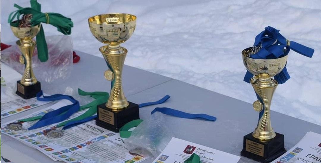 Краснопахорские лыжники стали вторыми на межокружных соревнованиях