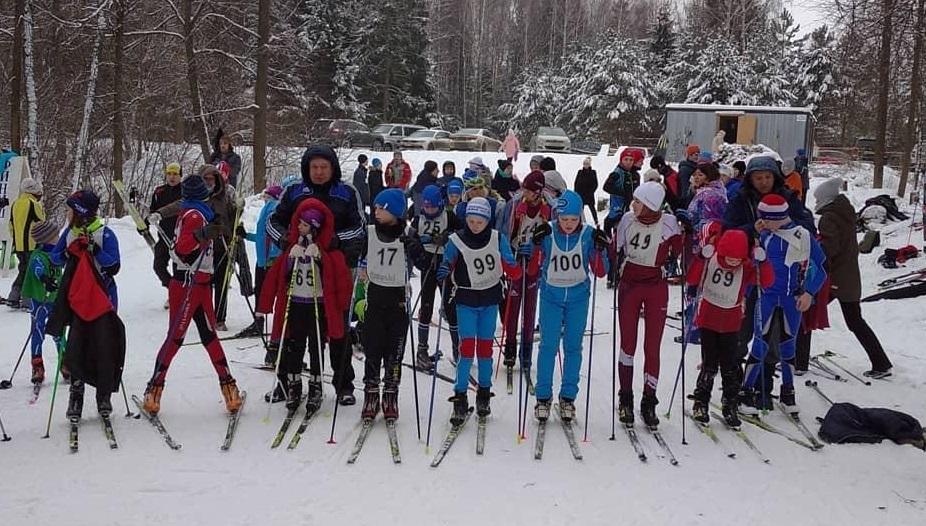 Соревнование прошло на трассе в деревне Варварино. Фото предоставили организаторы соревнования