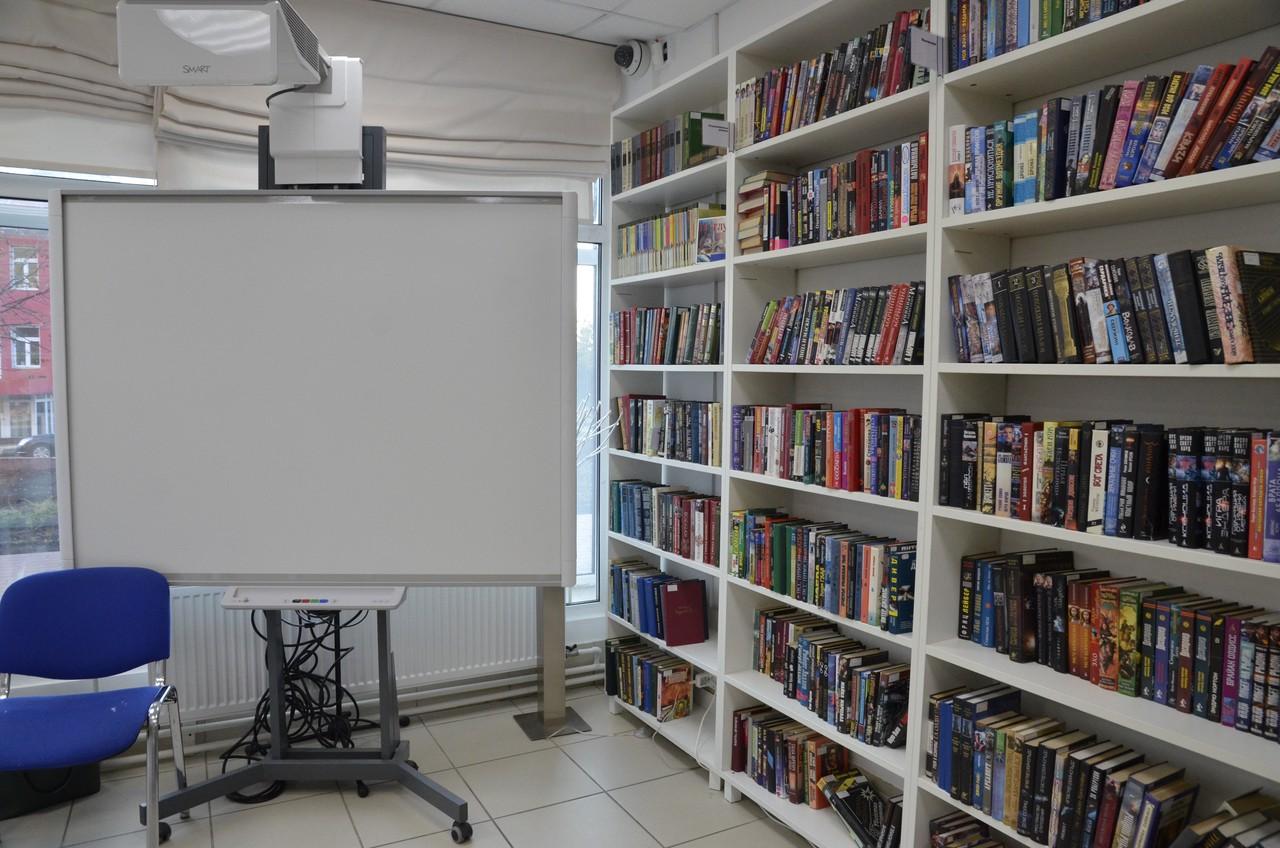 Библиотекари из Сосенского провели документальный кинопоказ