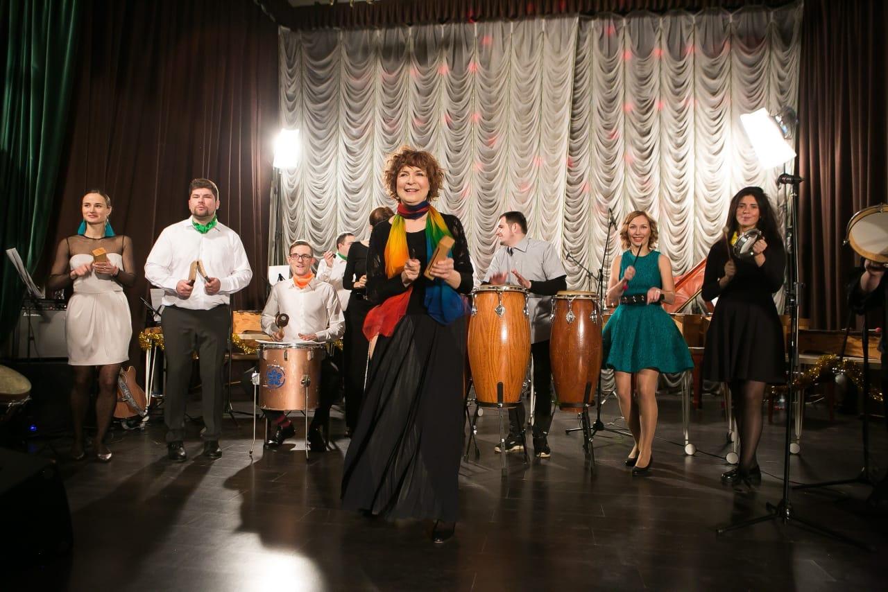 Инструментальный ансамбль Дворца культуры Щербинки стал лауреатом конкурса