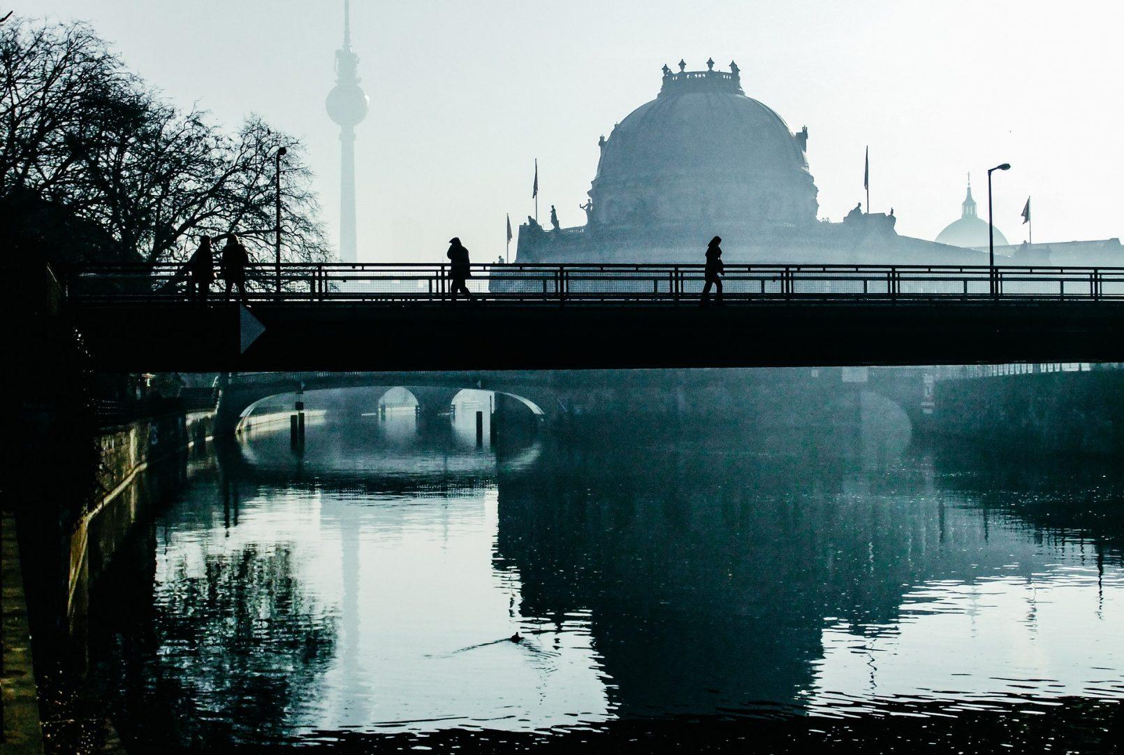 Канцлер Германии заявила о начале третьей волны пандемии COVID-19 в стране. Фото: pixabay.com