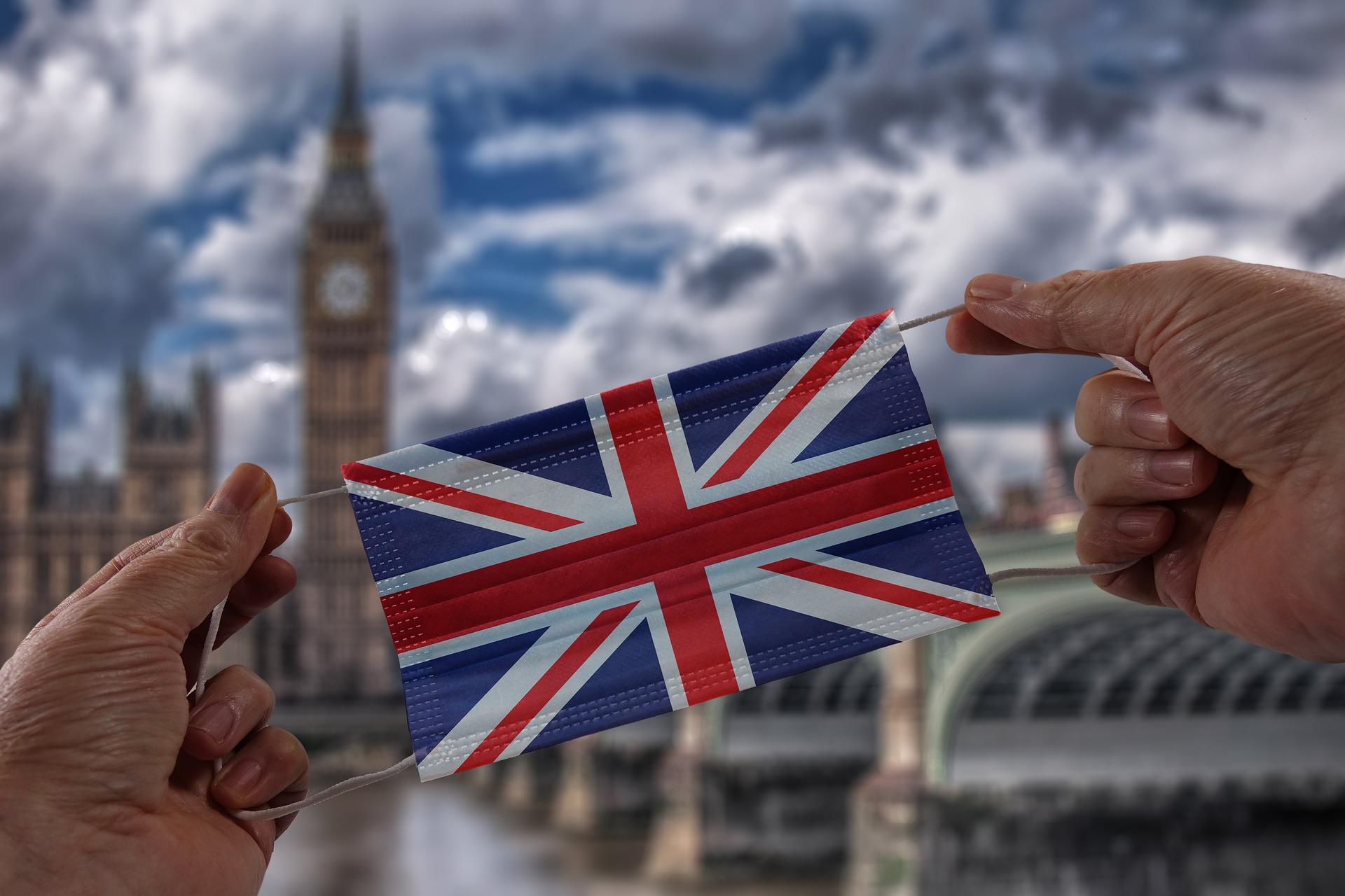 В Англии вводятся штрафы за участие в домашних вечеринках во время локдауна