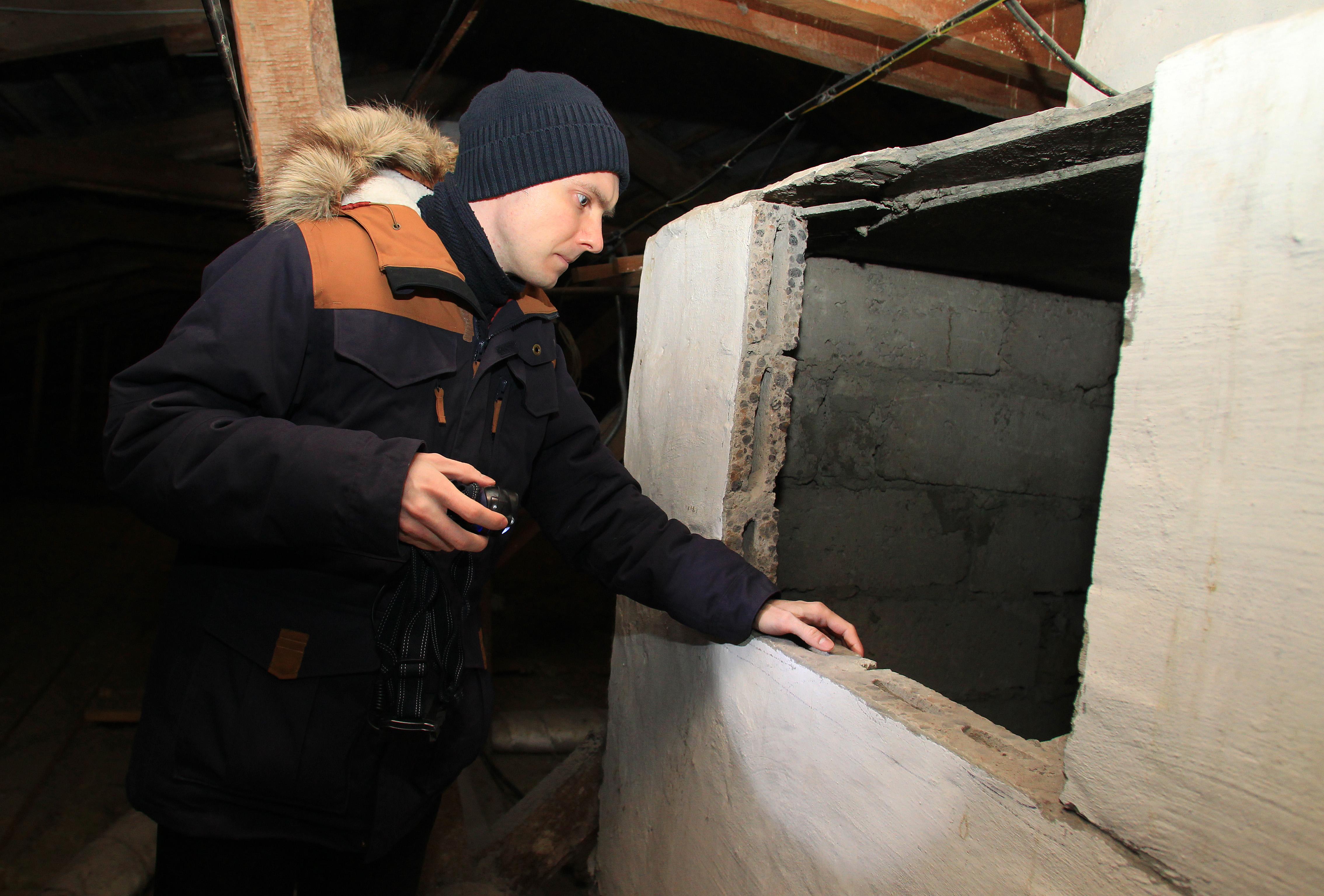 Проверка чердаков и подвальных помещений прошла в Михайлове-Ярцевском