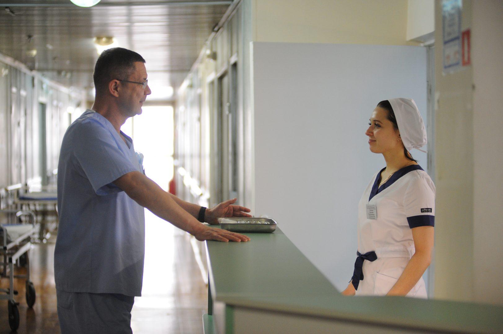 Депздрав: В больницах Москвы нет пострадавших в ходе незаконных акций 23 января. Фото: Александр Кожохин, «Вечерняя Москва»