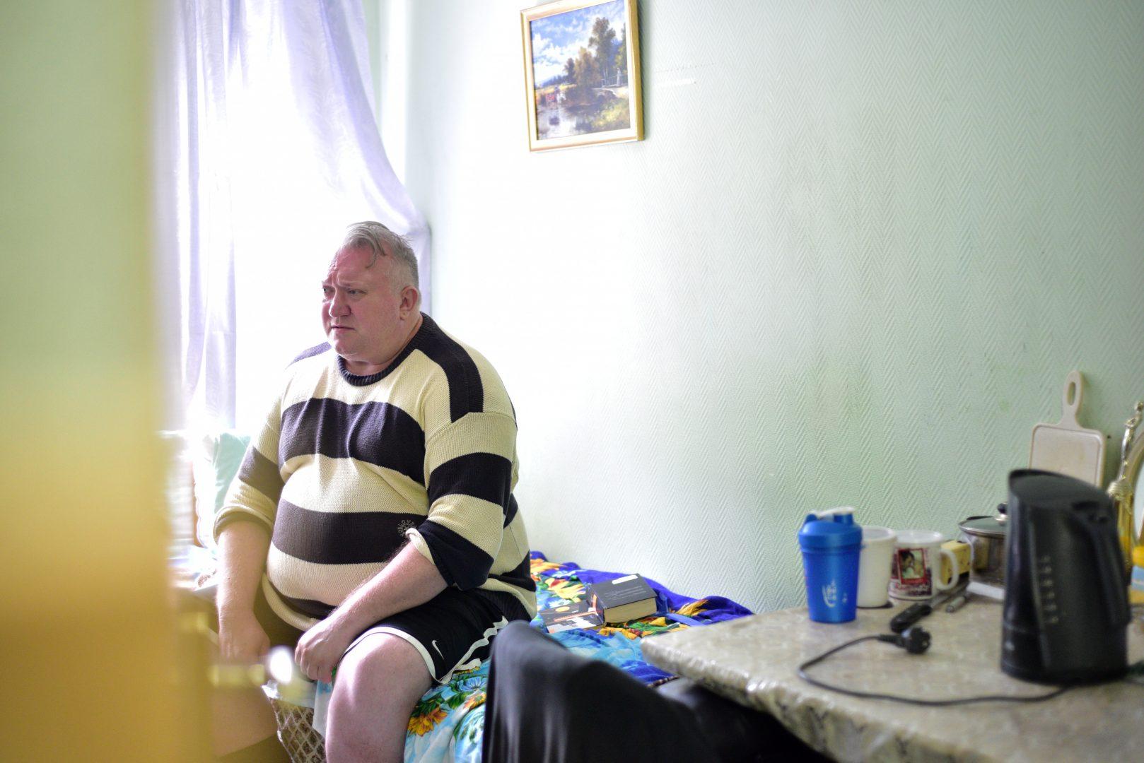 Столичный «Социальный патруль» помогает бездомным круглосуточно даже в праздники. Фото: Пелагия Замятина, «Вечерняя Москва»