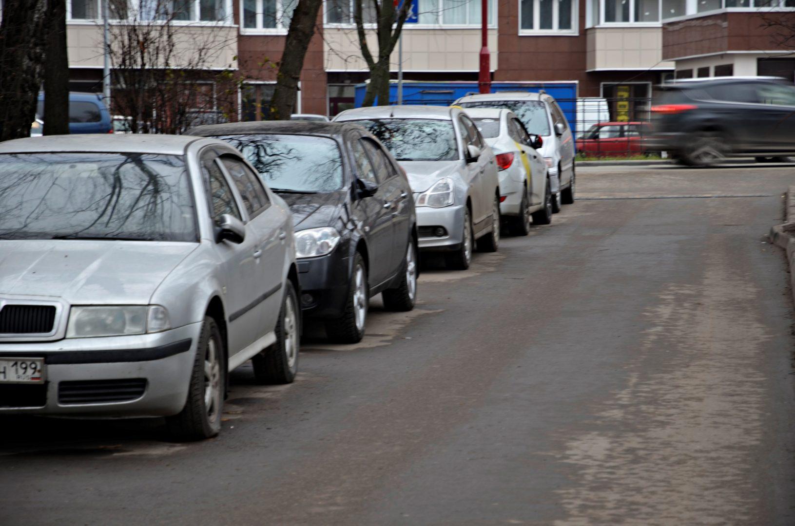 Паркинг Москвы будет работать бесплатно в новогодние праздники. Фото: Анна Быкова