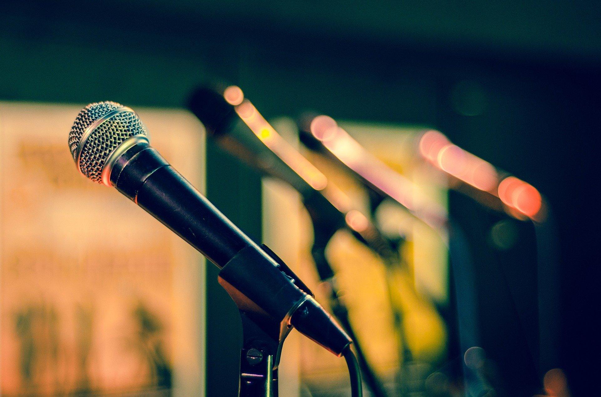 Мастер-класс по эстрадному вокалу проведут в Доме культуры «Коммунарка». Фото: pixabay.com