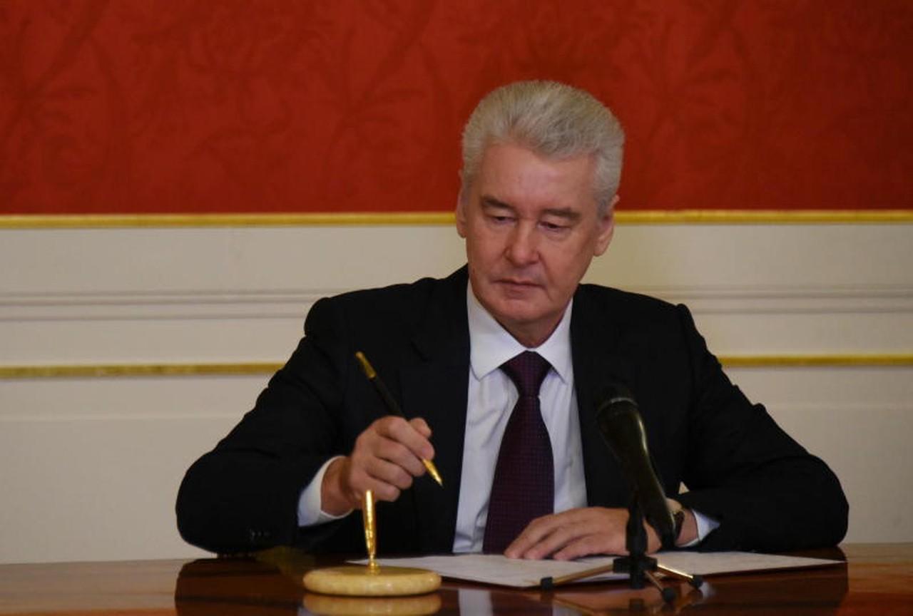Собянин отметил устойчивое снижение уровня износа сетевого хозяйства столицы