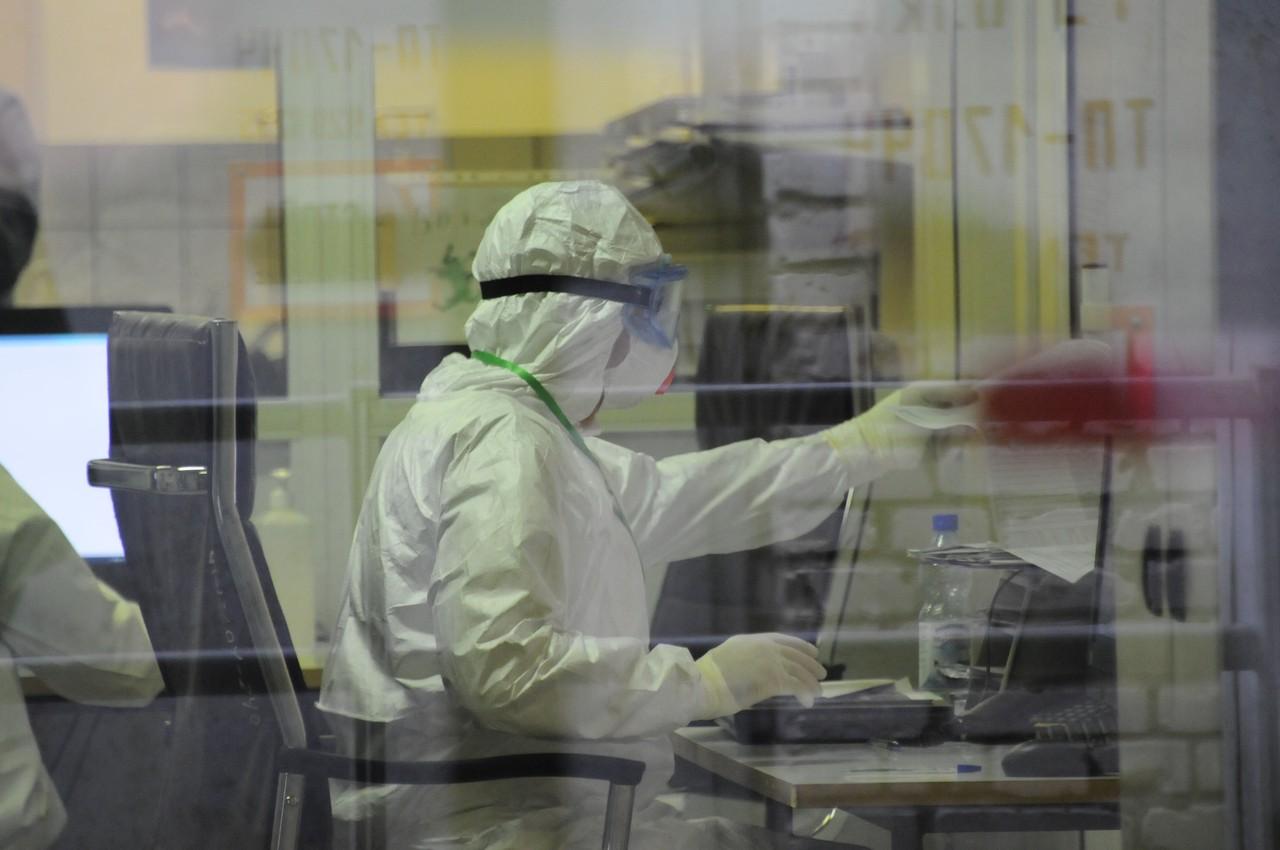 Коронавирус в Москве выявили у 1,2 тысячи человек за сутки