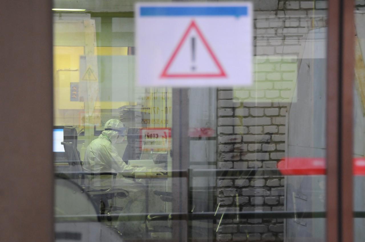 Коронавирус в Москве выявили у двух тысяч человек за сутки