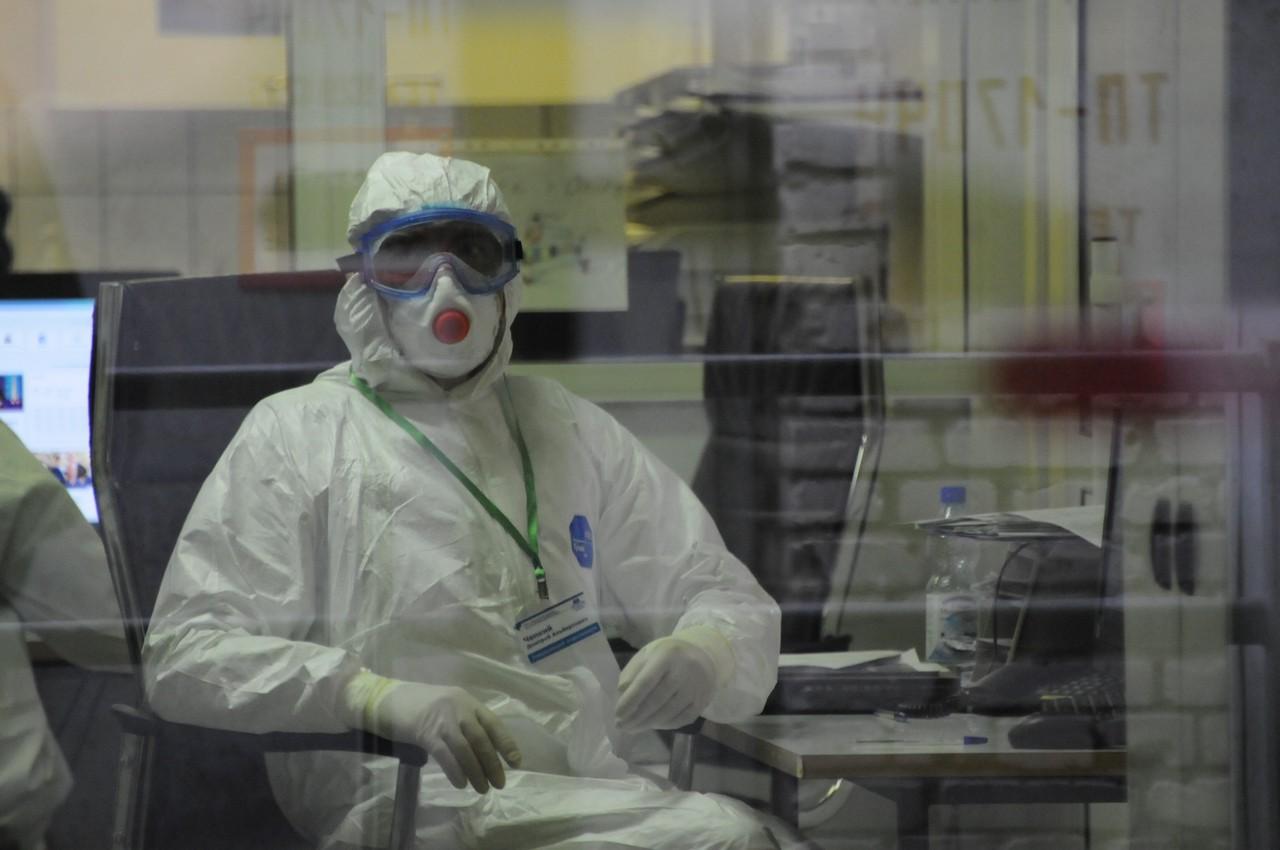 Коронавирус в Москве обнаружили у 1,6 тысячи человек