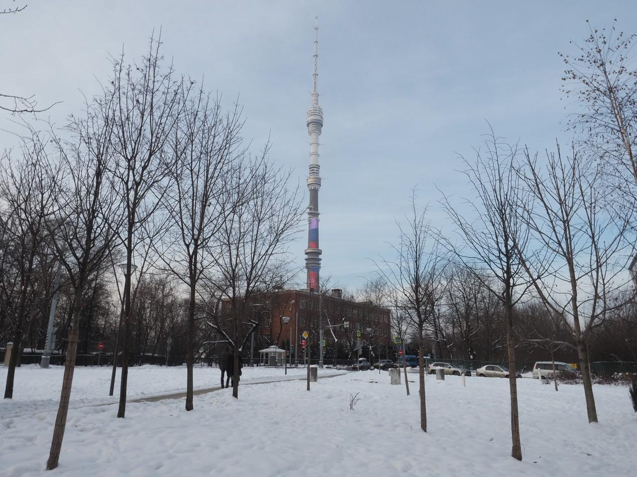 В Москве зафиксировали новый температурный рекорд
