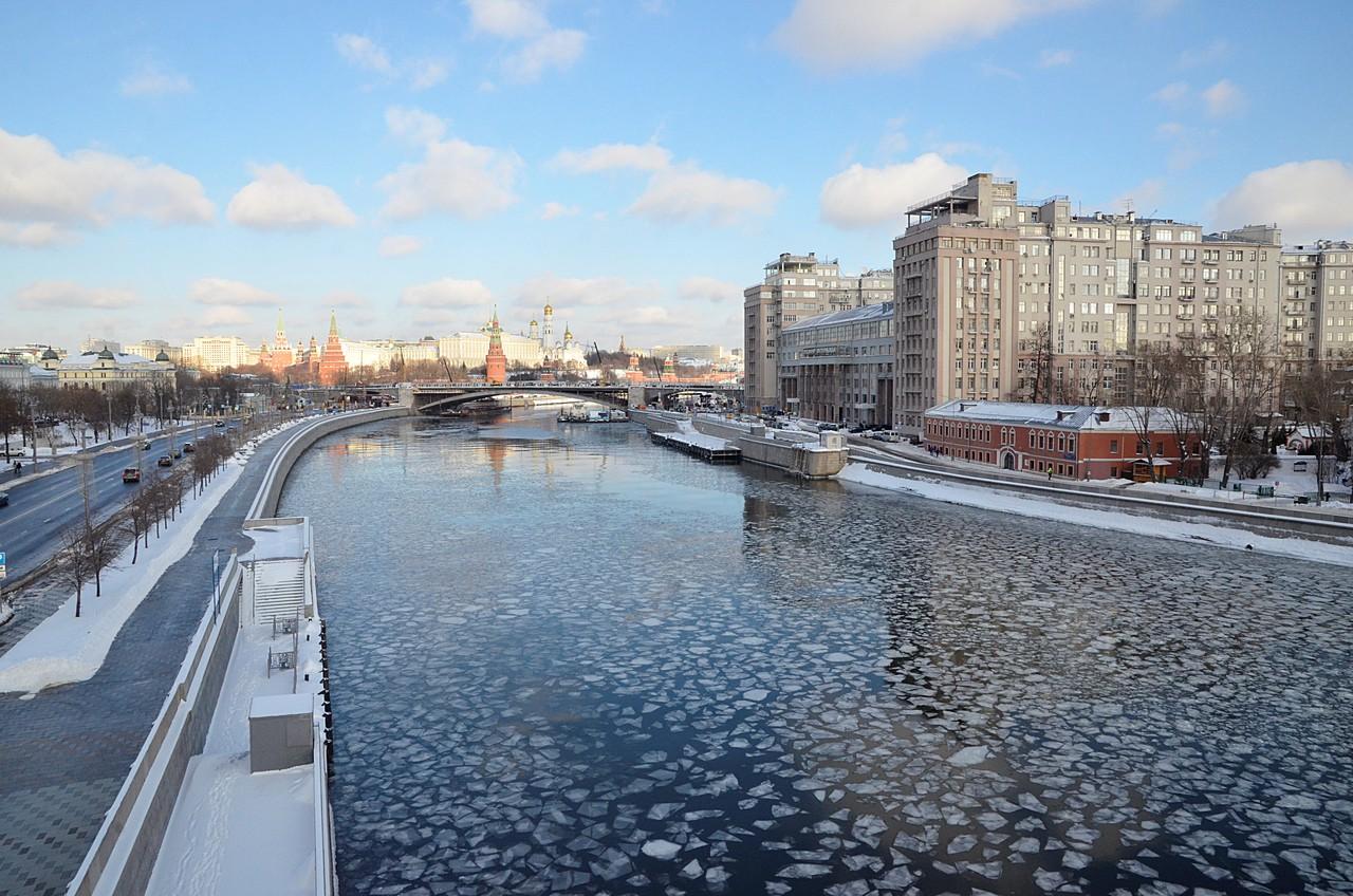 Москвичам пообещали оттепель