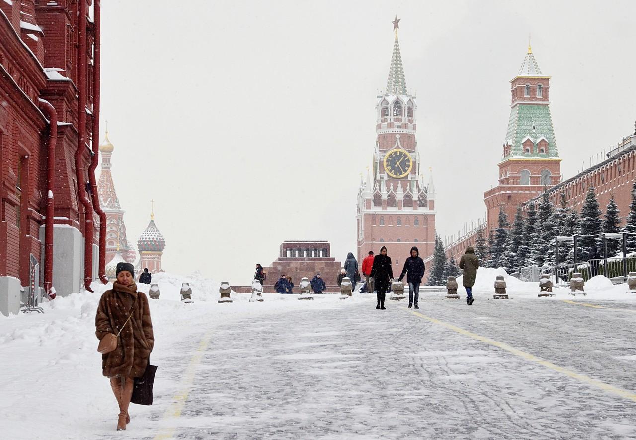 Москву ждет пасмурная суббота