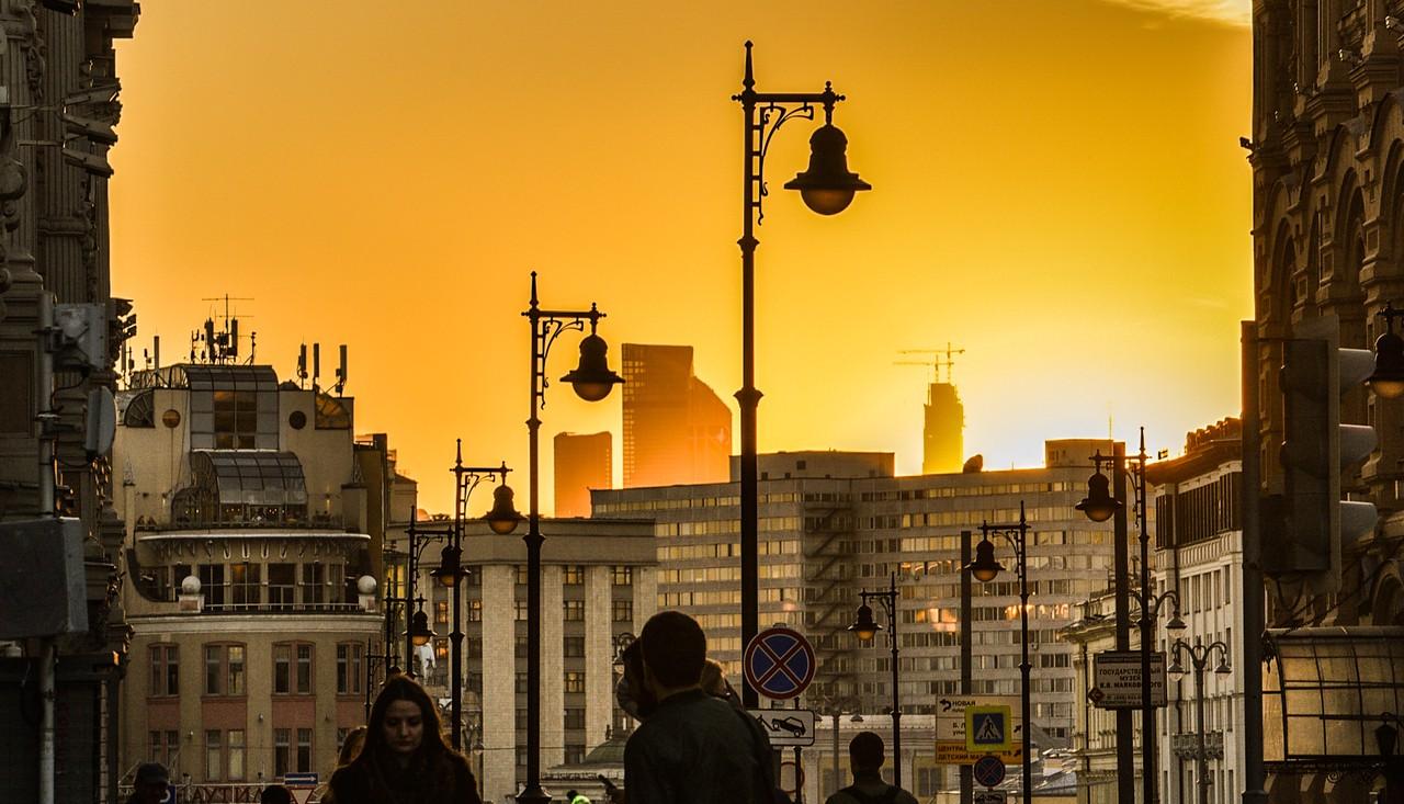 Москву ждет холодный, но солнечный вторник