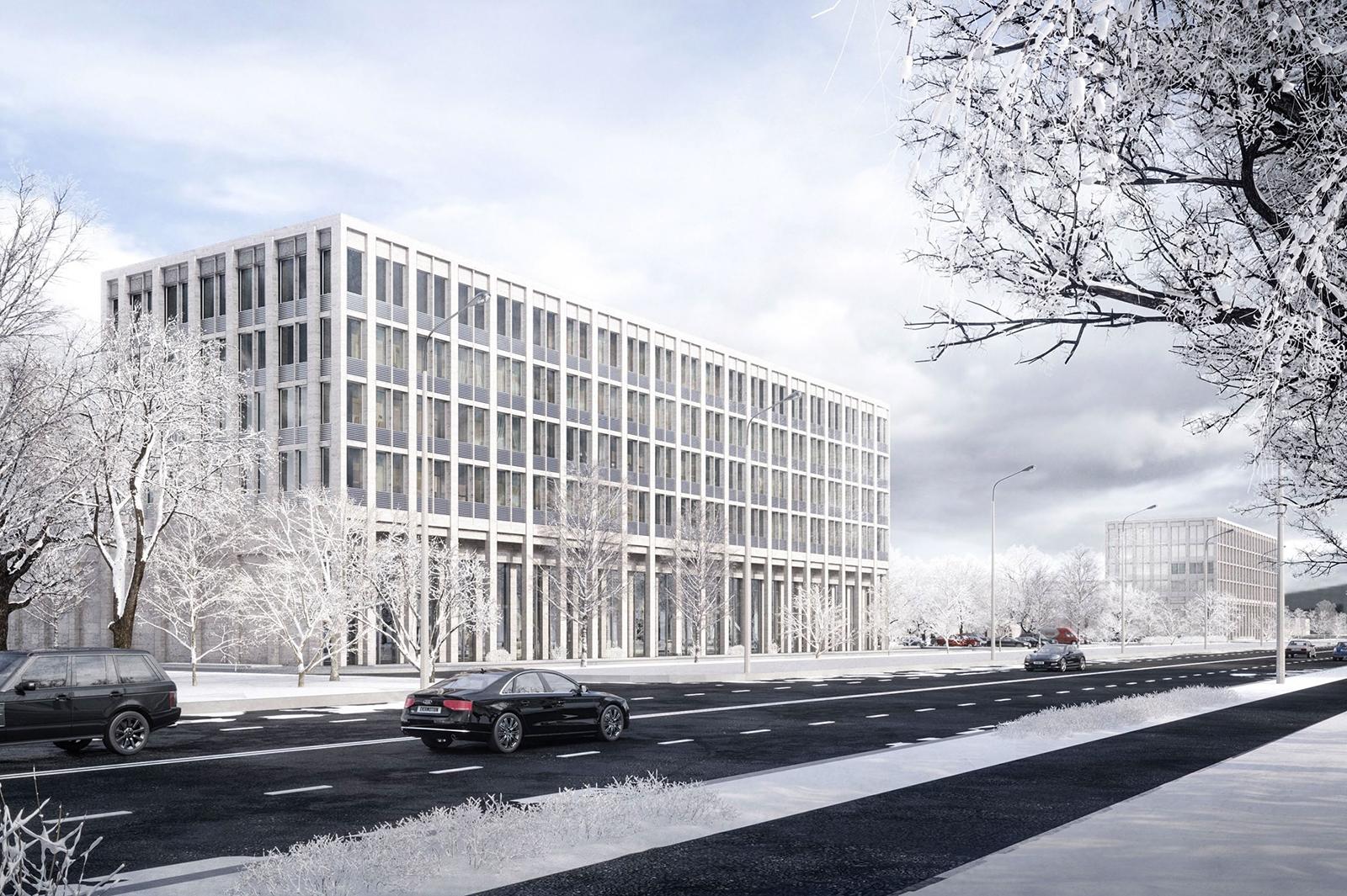Гостиничный комплекс на 12 тысяч «квадратов» построят в Новой Москве