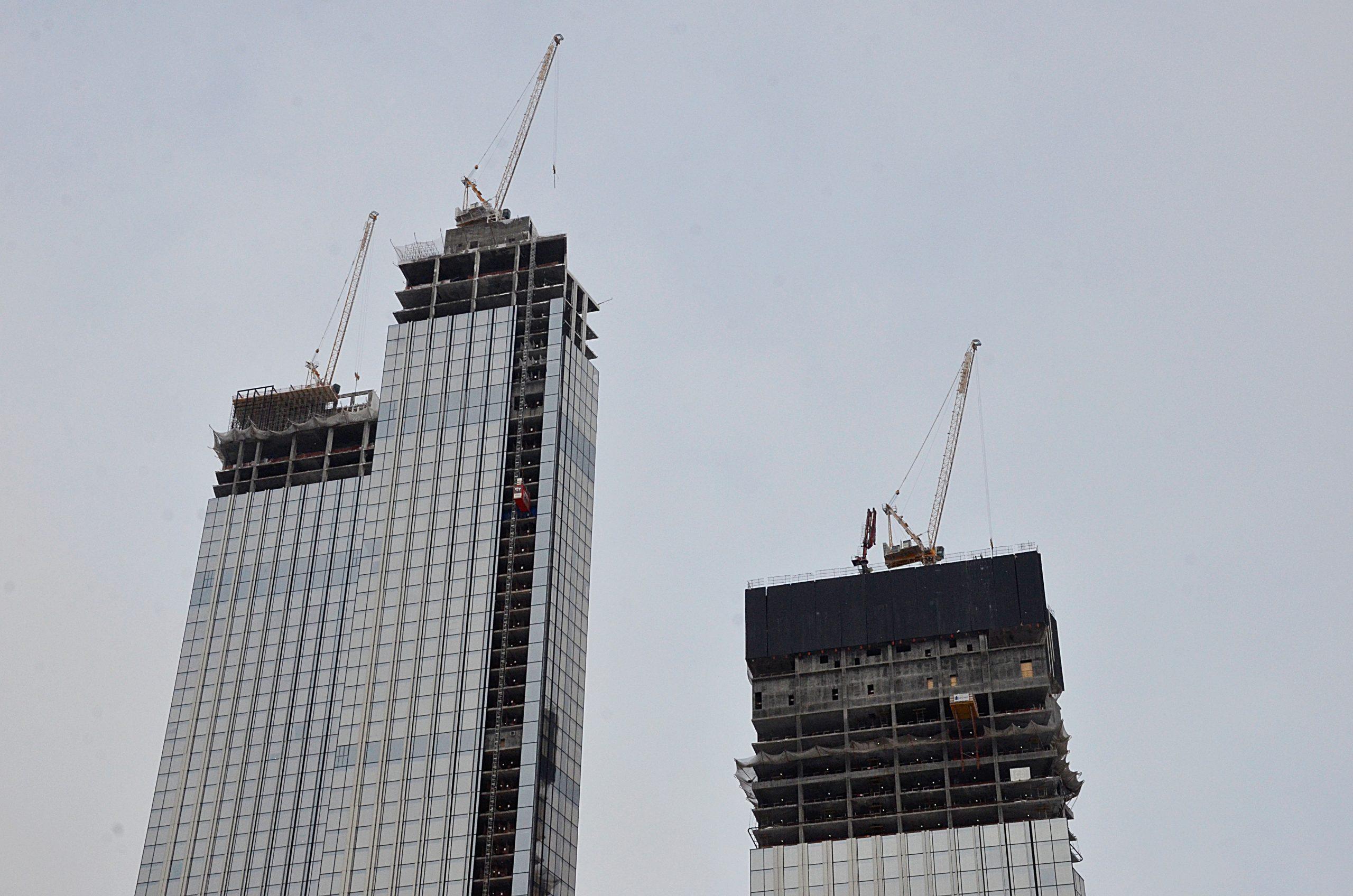 Первые небоскребы Новой Москвы могут появиться в поселении Сосенское